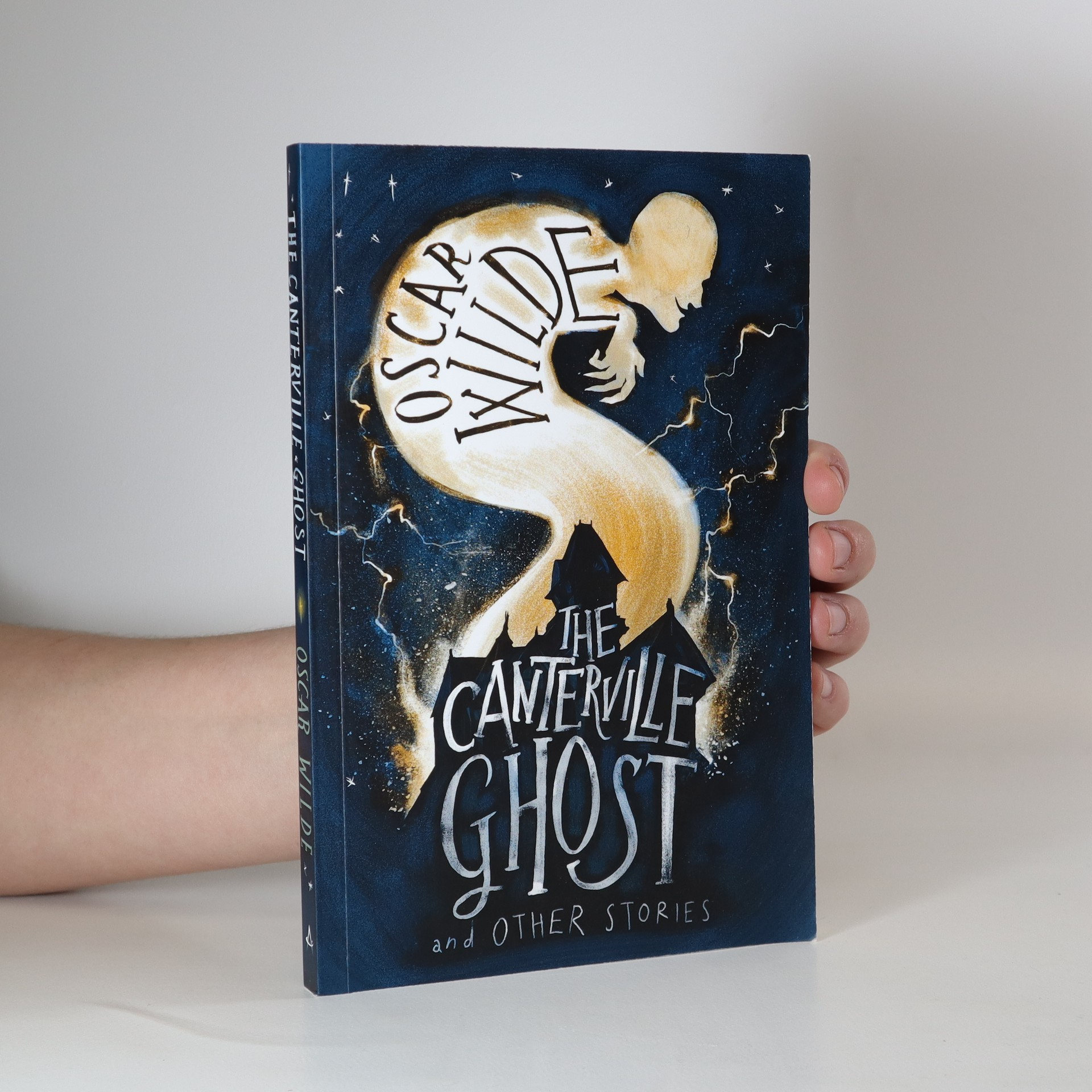 antikvární kniha The Canterville ghost and other stories, 2016