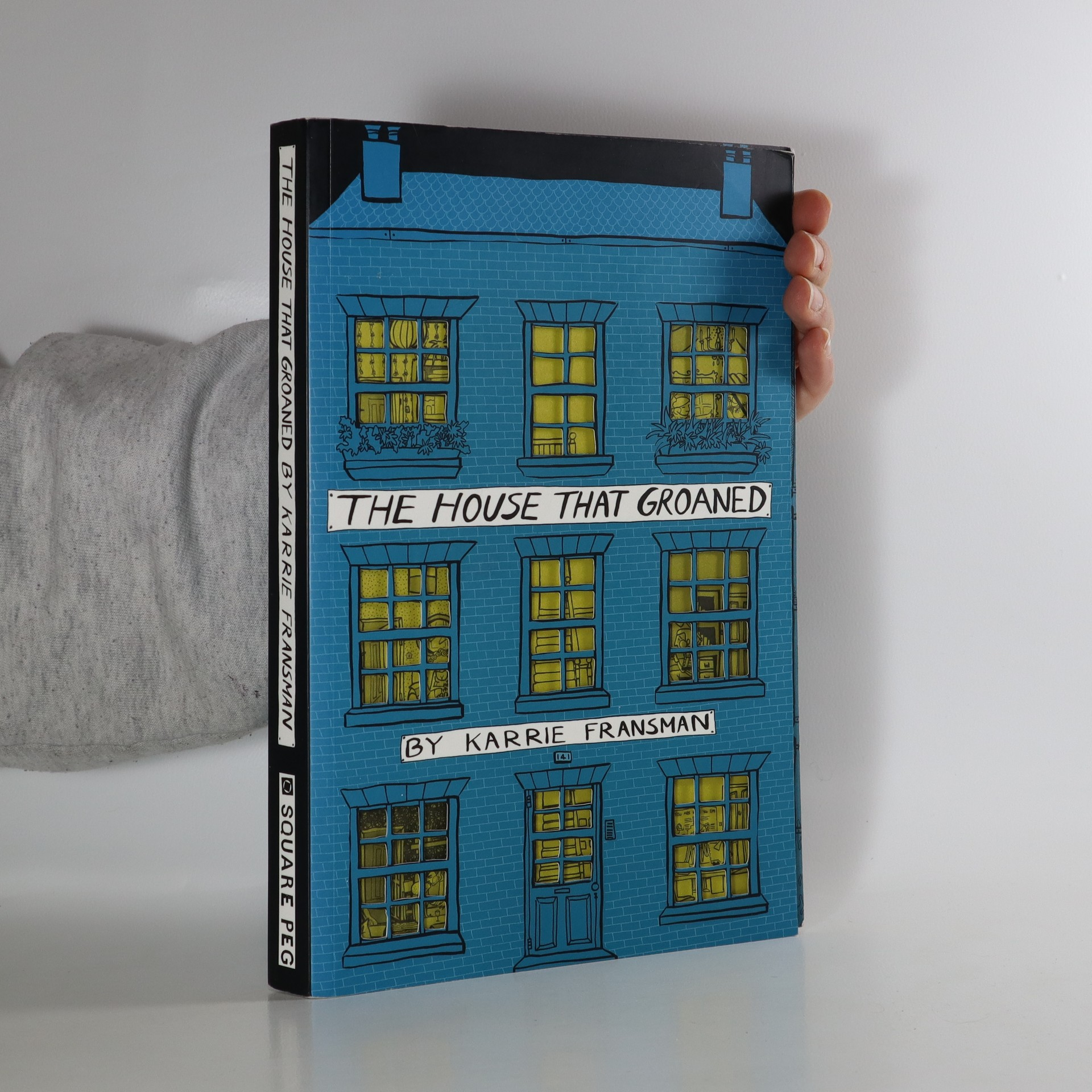 antikvární kniha The House that Groaned, 2012