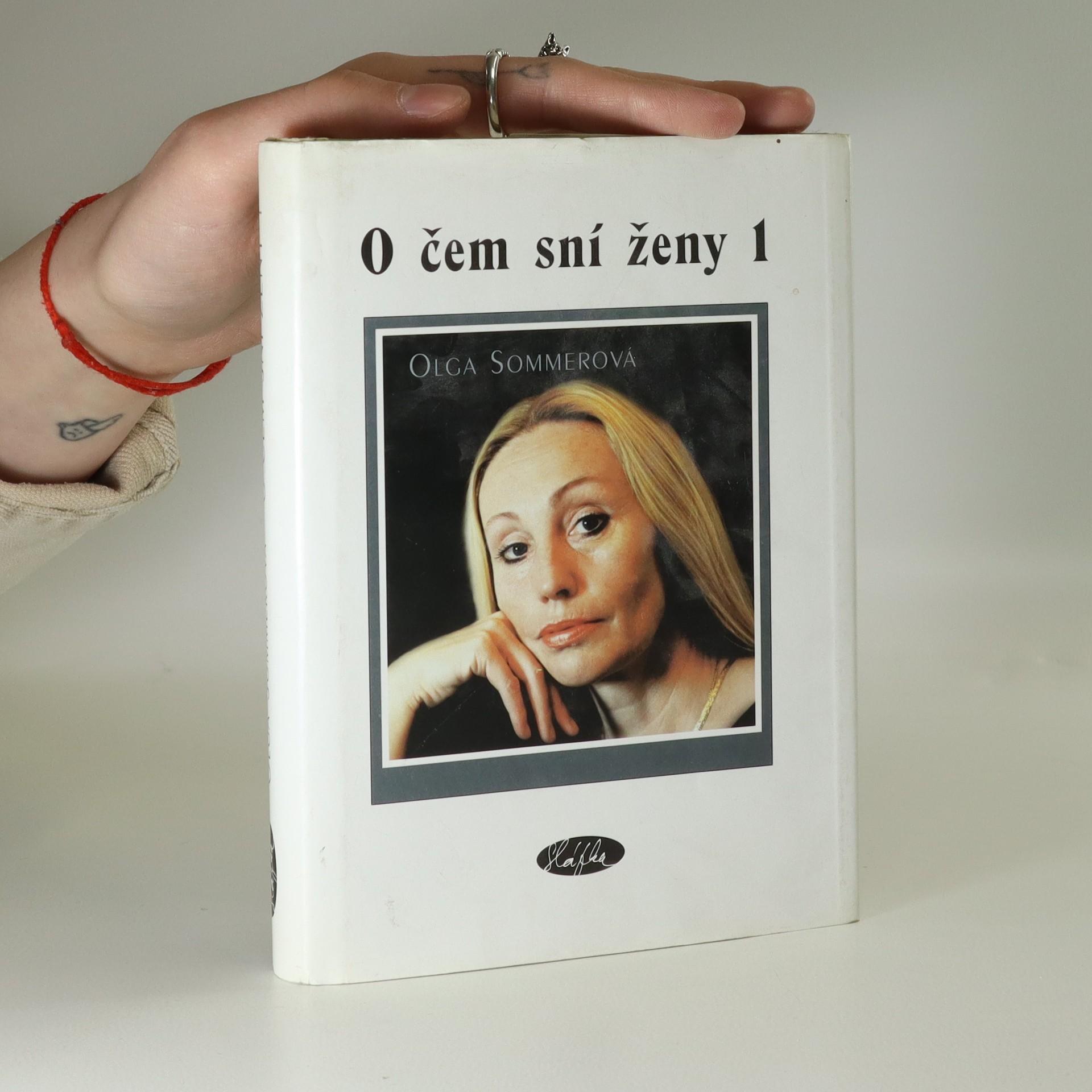 antikvární kniha O čem sní ženy 1, neuveden