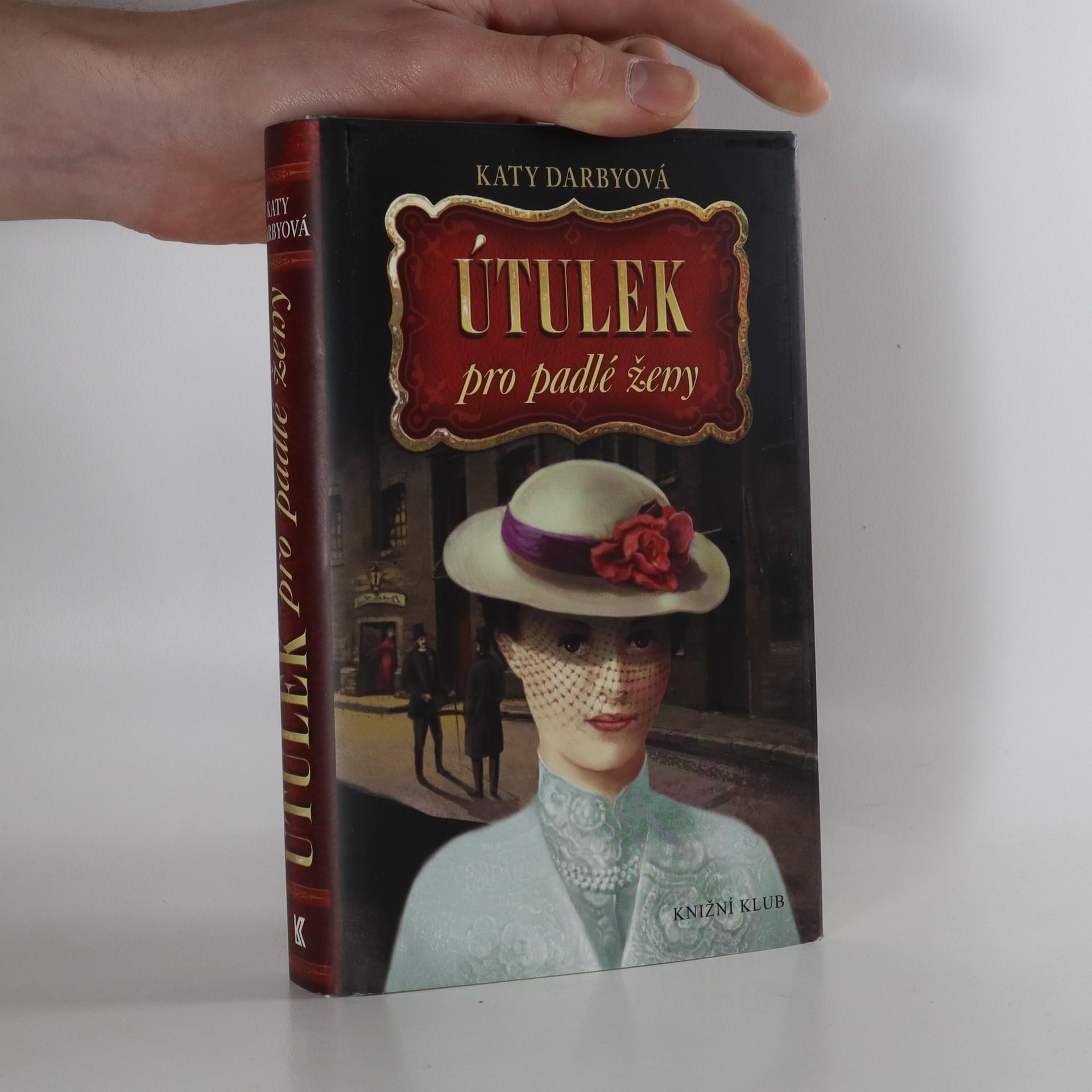 antikvární kniha Útulek pro padlé ženy, 2012