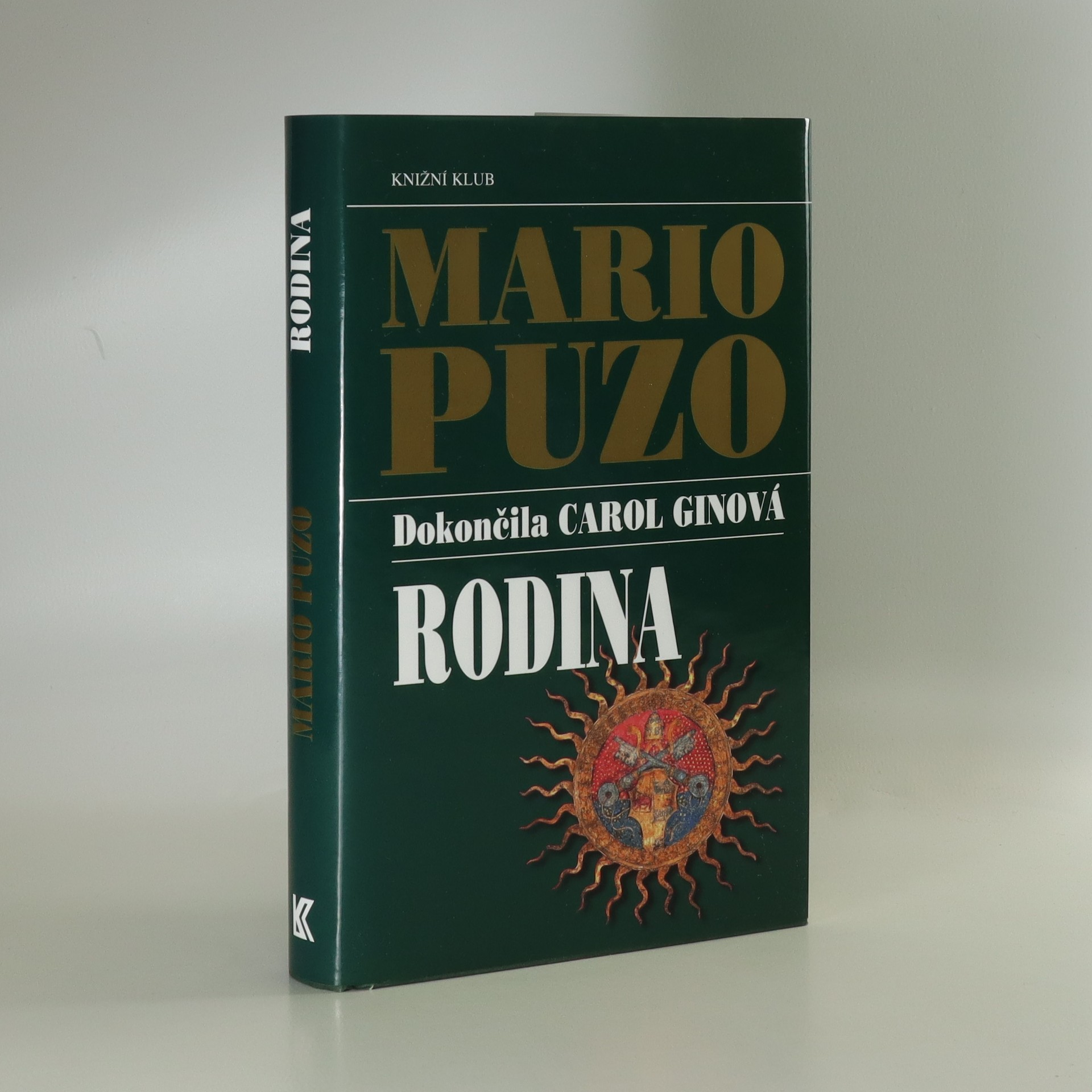 antikvární kniha Rodina, 2006