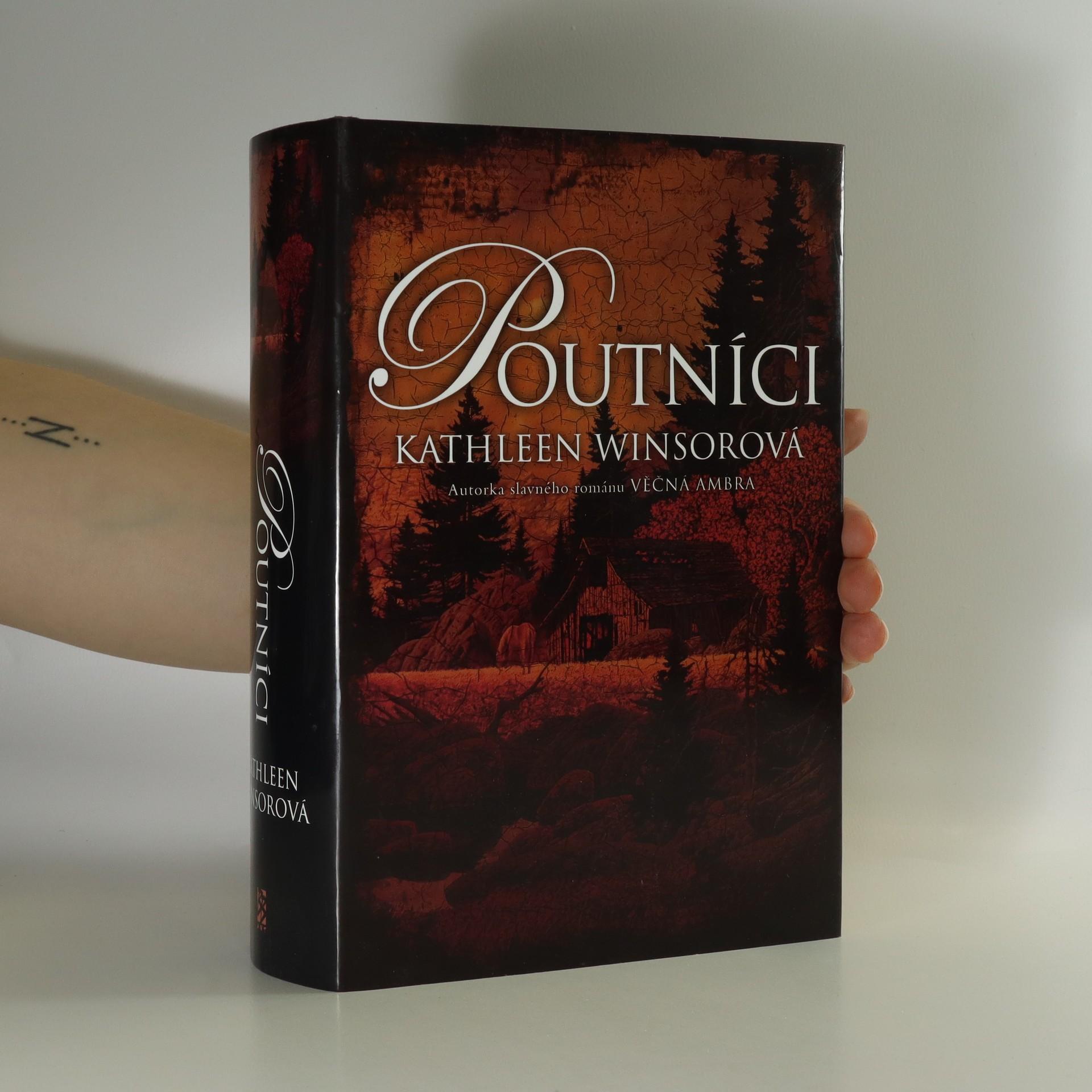 antikvární kniha Poutníci, 2007
