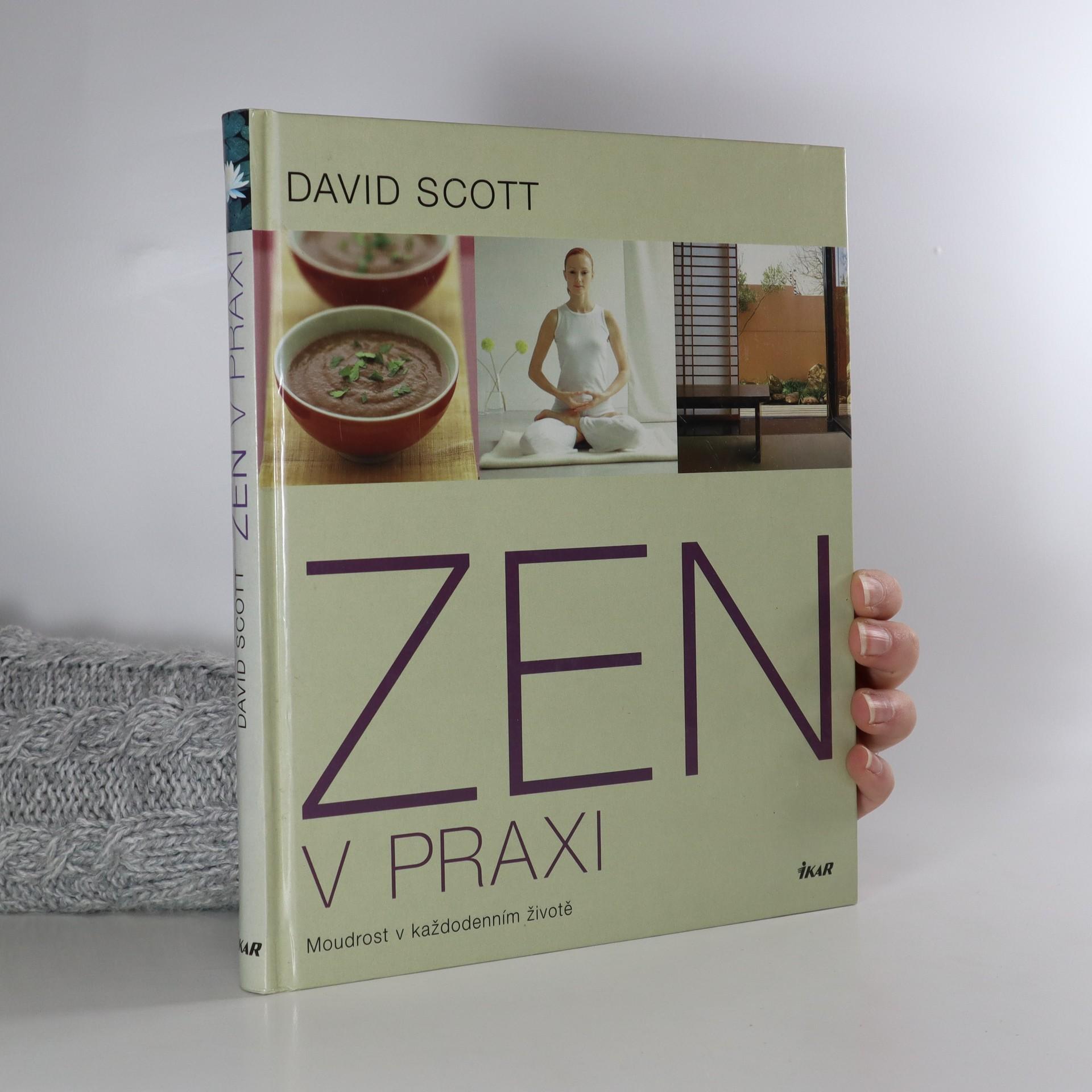 antikvární kniha Zen v praxi, 2003