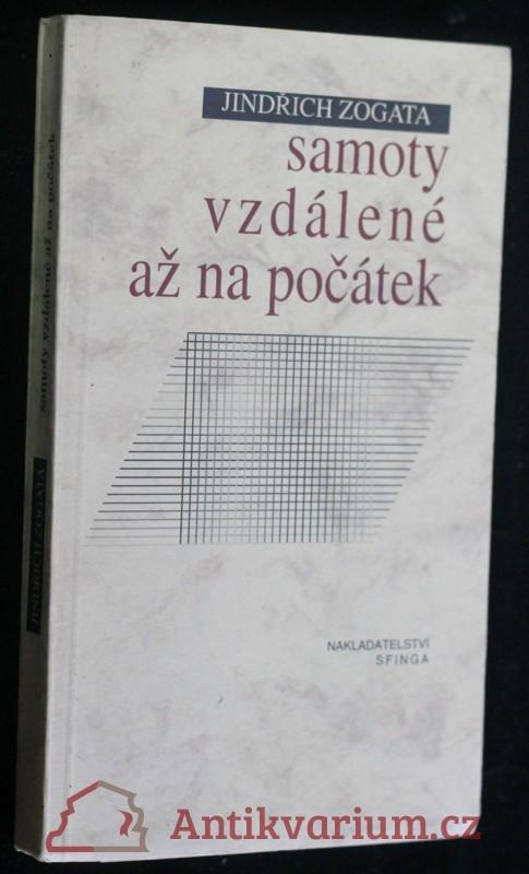 antikvární kniha Samoty vzdálené až na počátek, 1993