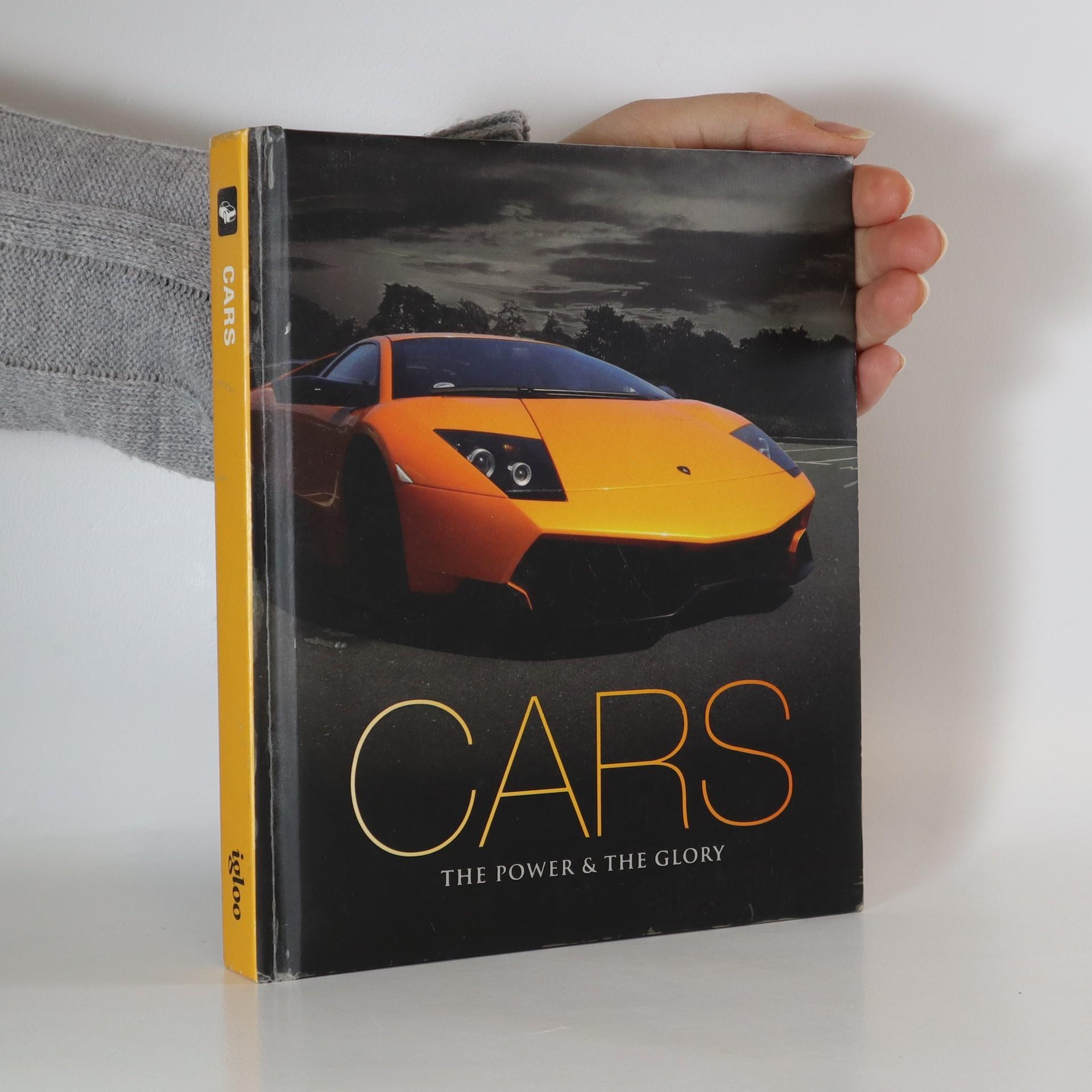 antikvární kniha Cars, 2011