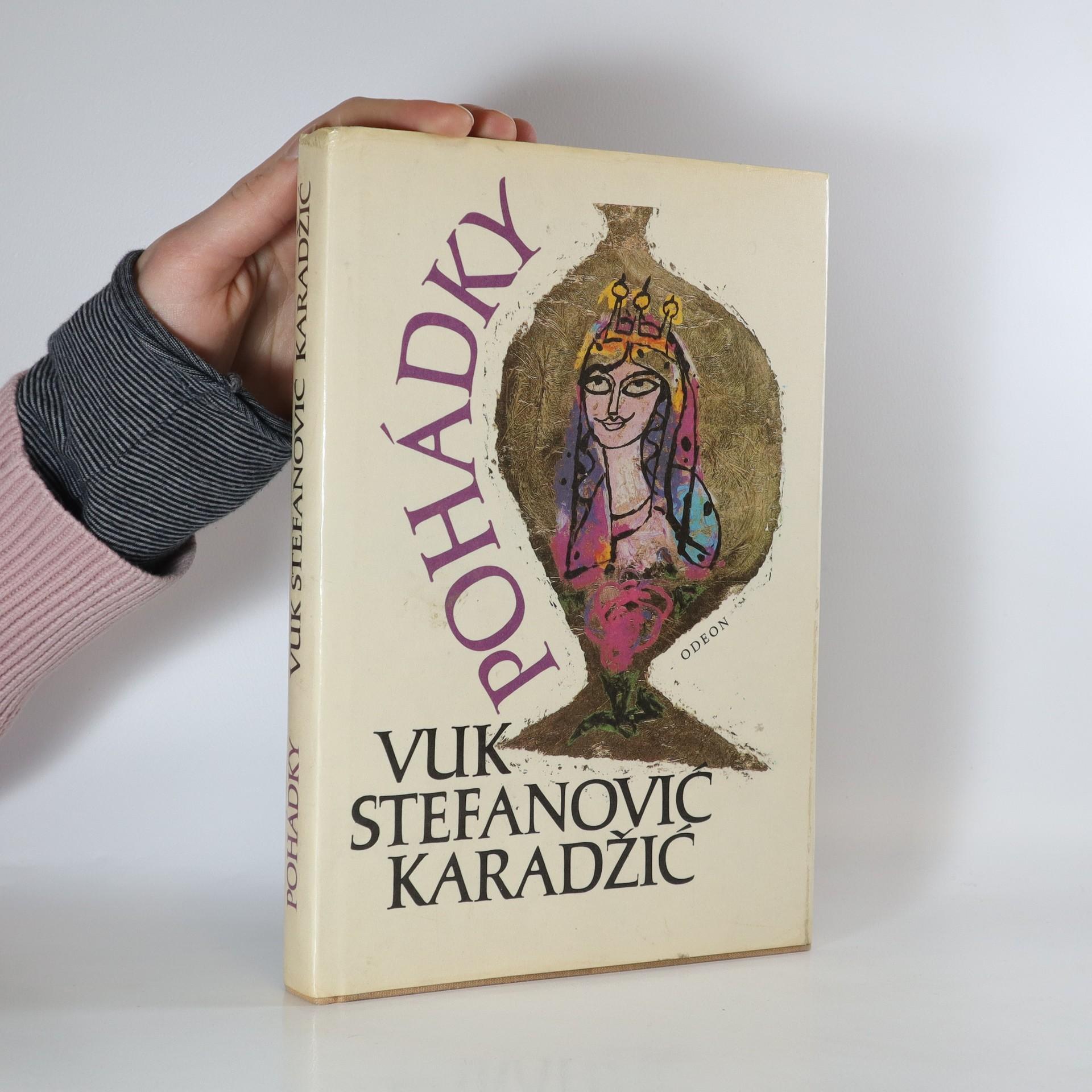 antikvární kniha Pohádky, 1989