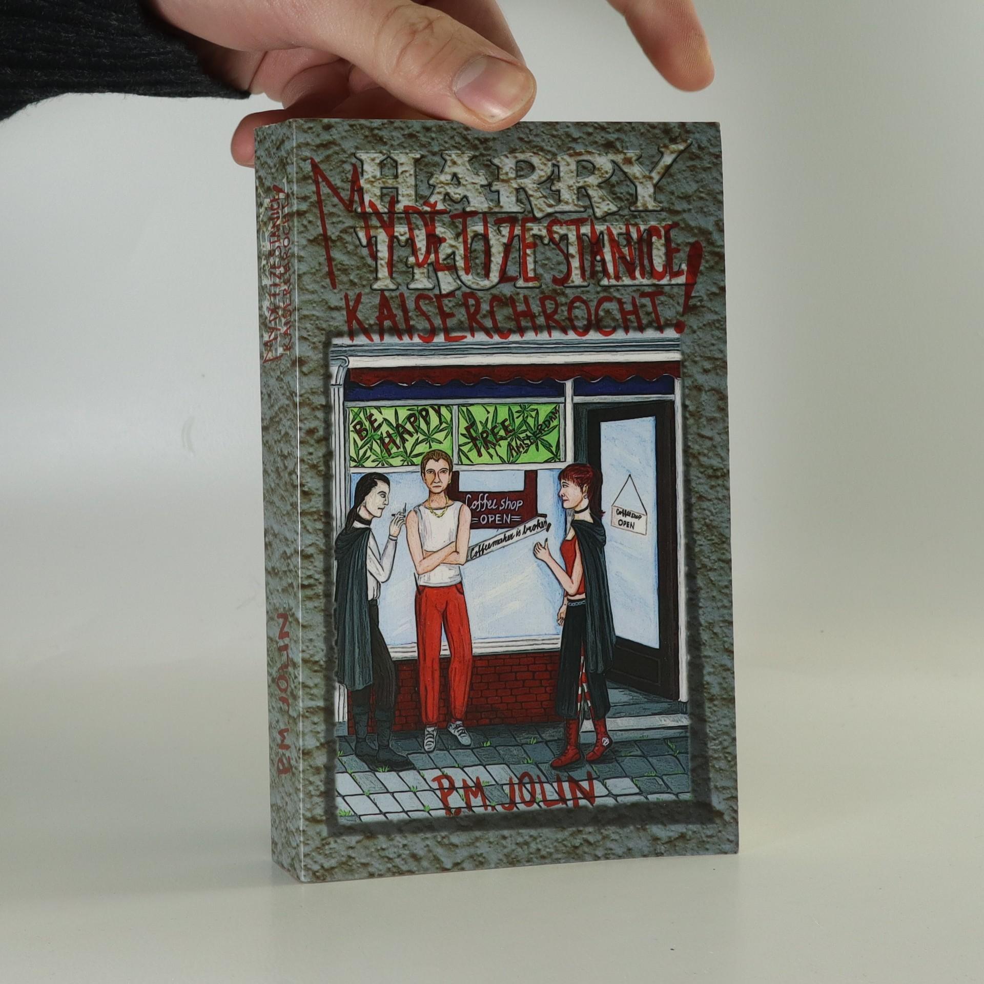 antikvární kniha My děti ze stanice Kaiserchrocht, 2007