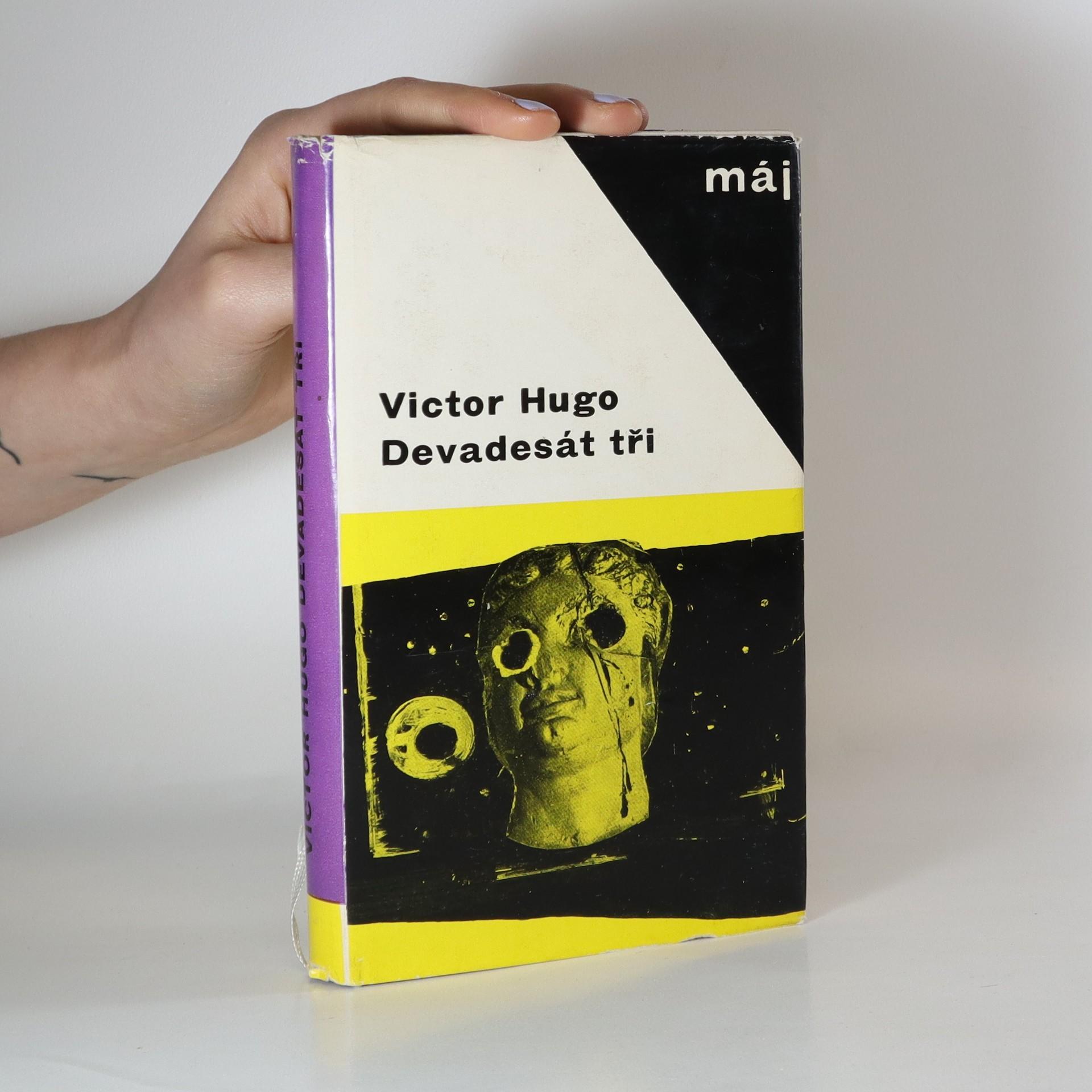 antikvární kniha Devadesát tři, 1967