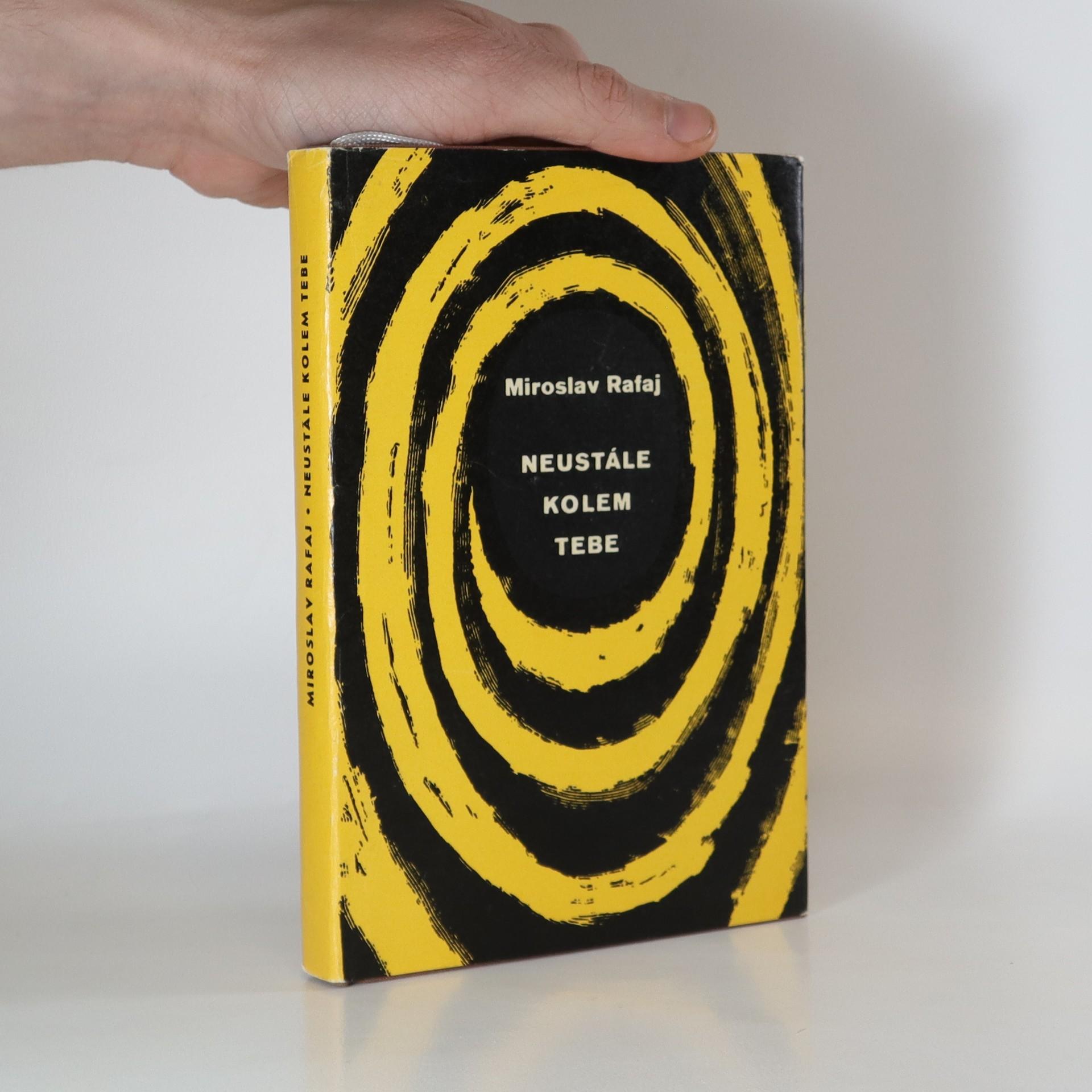 antikvární kniha Neustále kolem tebe, 1963