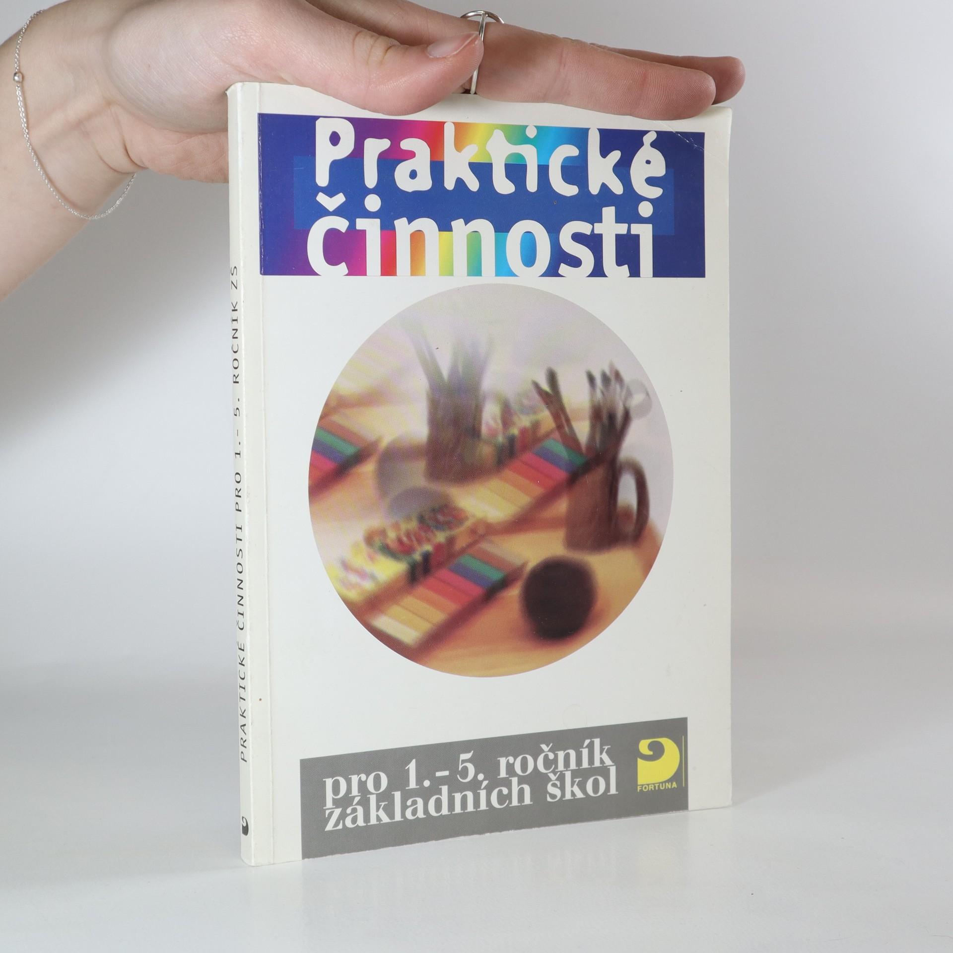 antikvární kniha Praktické činnosti pro 1.-5. ročník základních škol, 1997