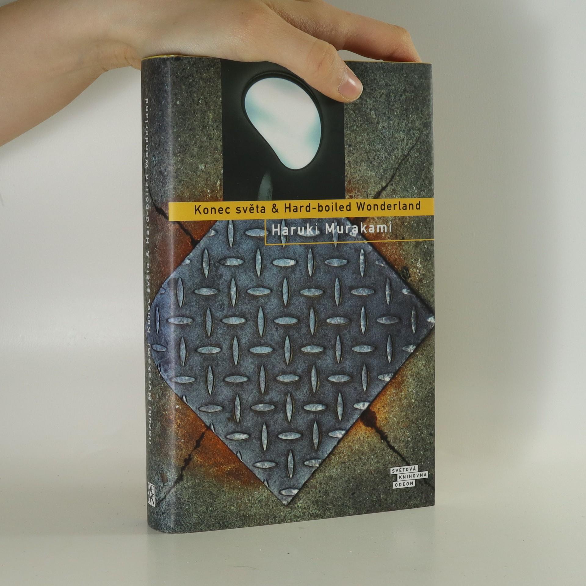 antikvární kniha Konec světa & Hard-boiled Wonderland, 2008