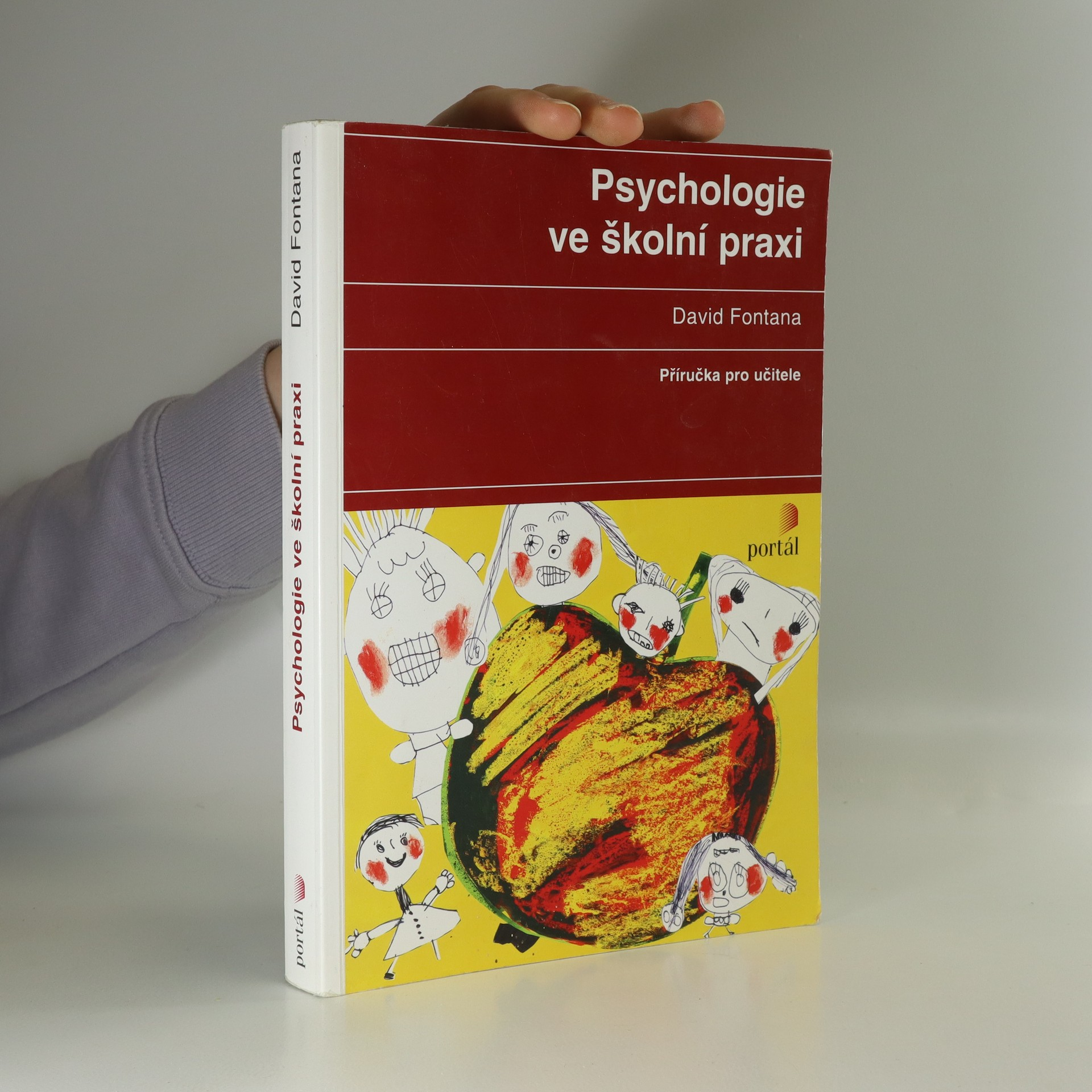 antikvární kniha Psychologie ve školní praxi. Příručka pro učitele, 2003