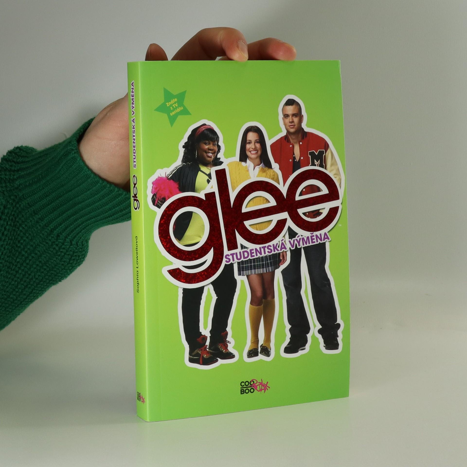 antikvární kniha Glee : studentská výměna, 2011