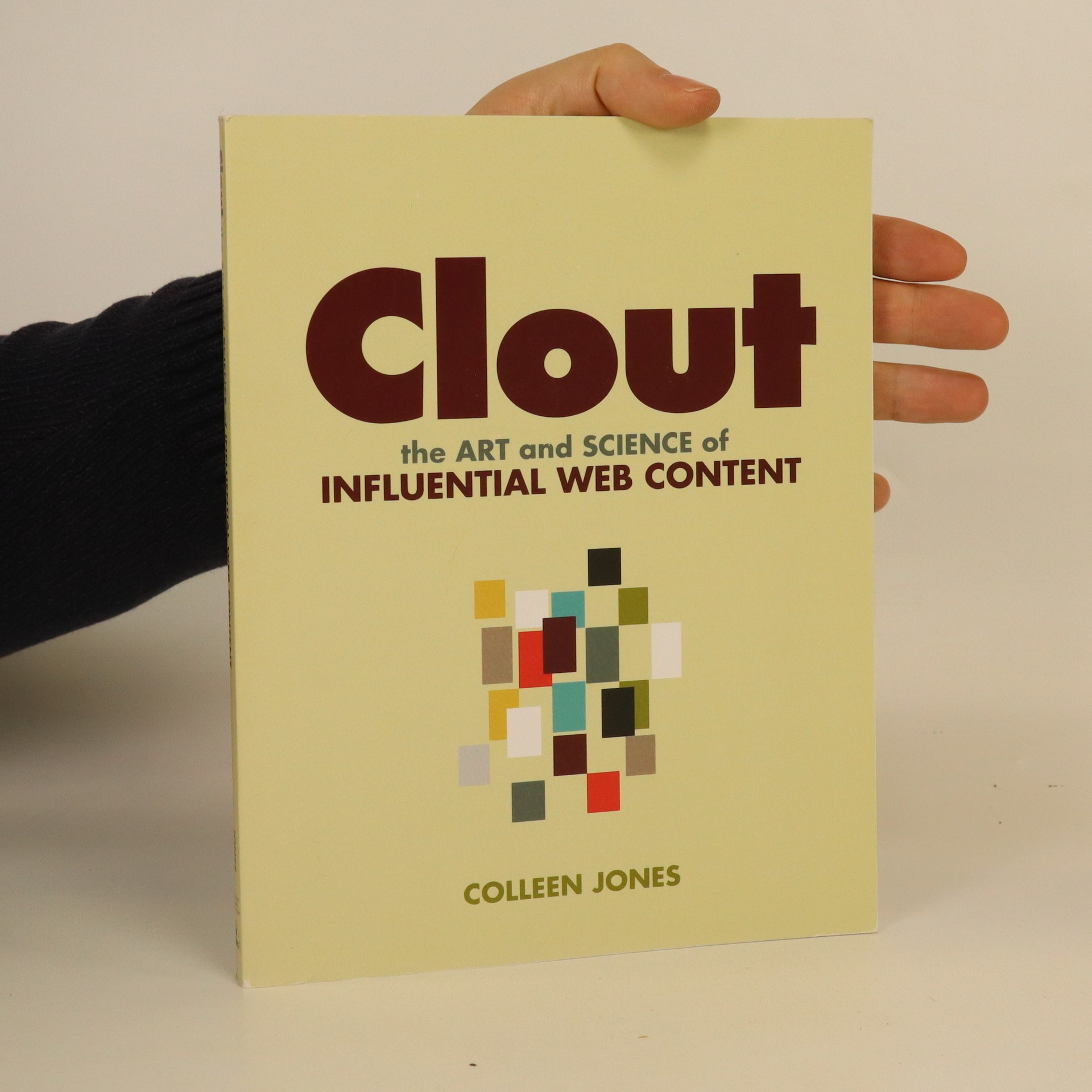 antikvární kniha Clout, neuveden