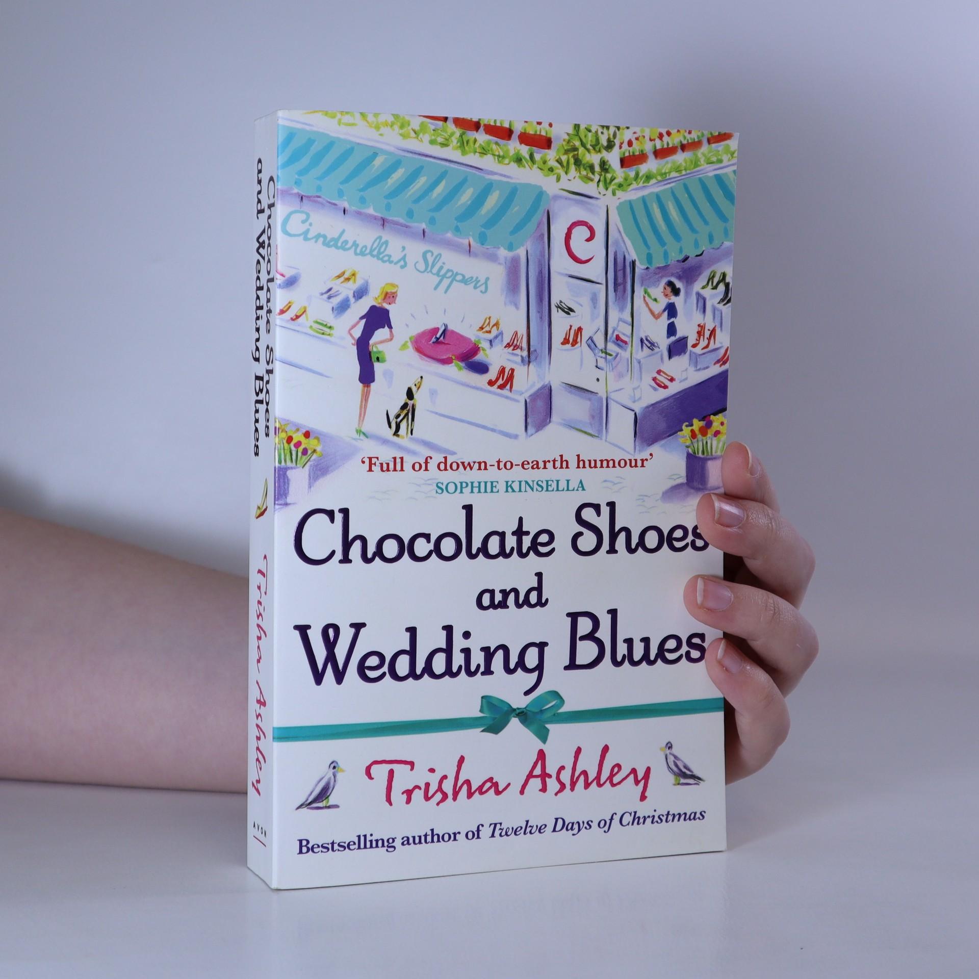 antikvární kniha Chocolate shoes and wedding blues, 2012