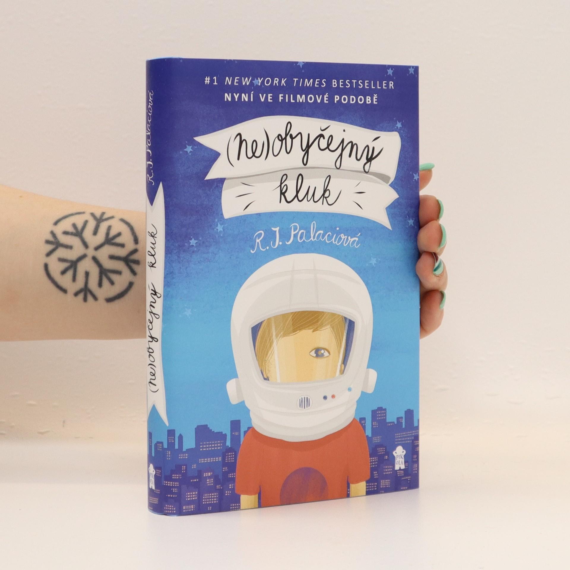 antikvární kniha (Ne)obyčejný kluk, 2018