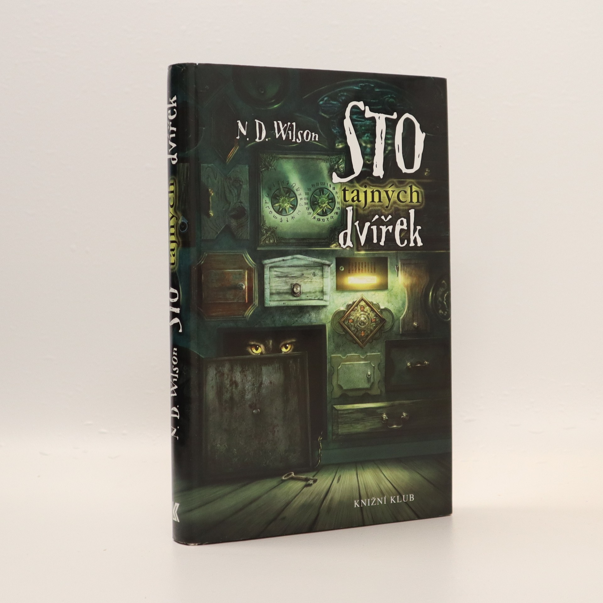 antikvární kniha Sto tajných dvířek, 2009