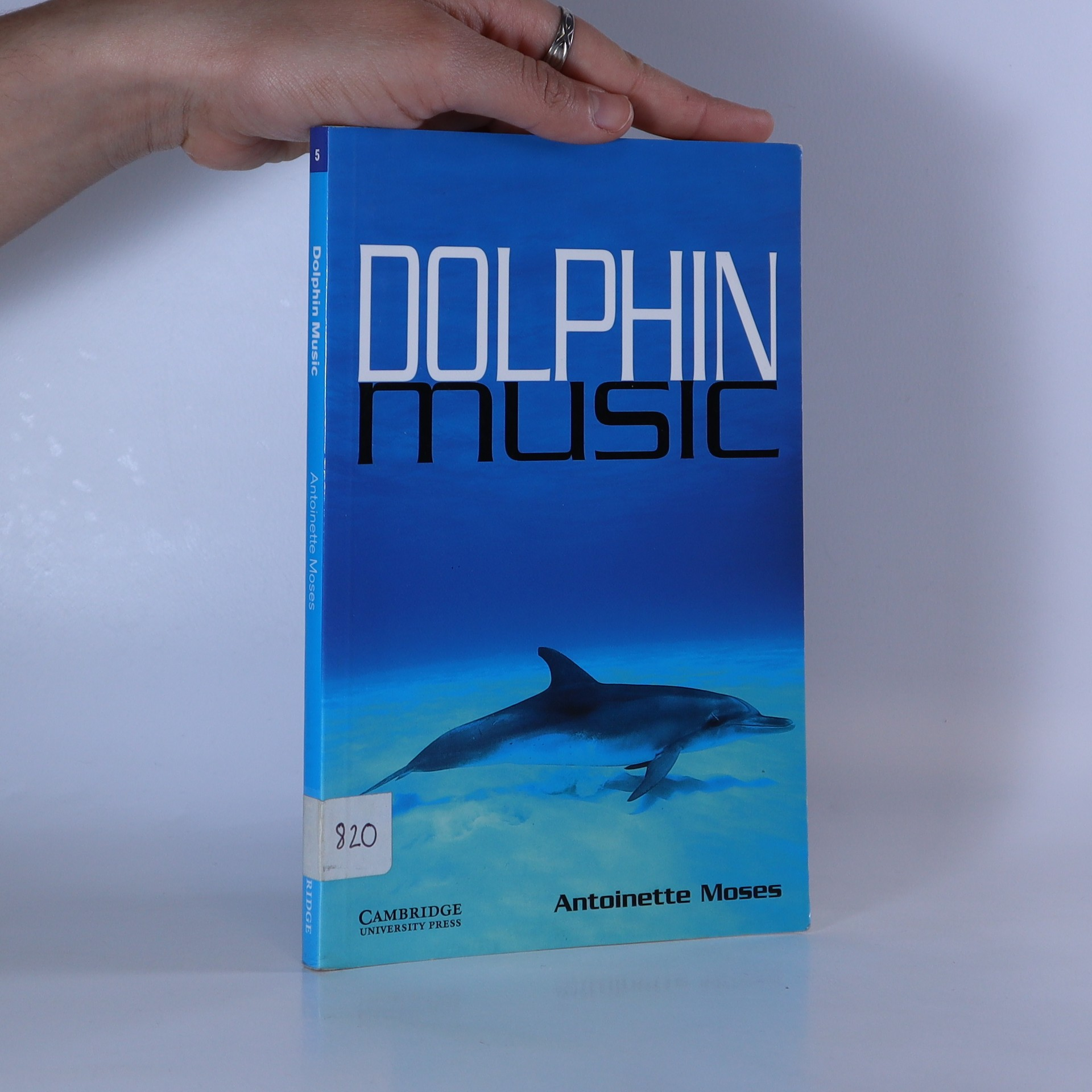 antikvární kniha Dolphin music, 2002