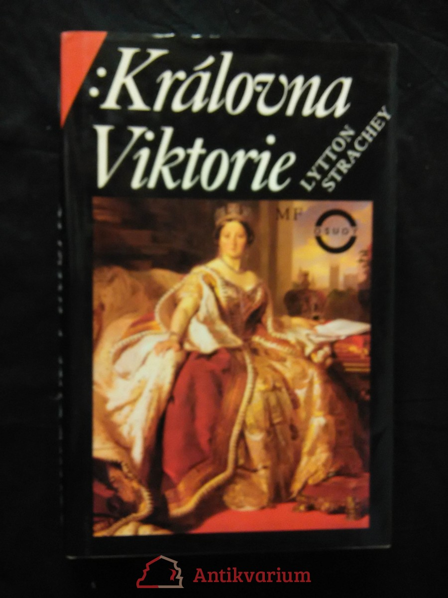 Královna Viktorie (Ocpl, 280 s., foto)