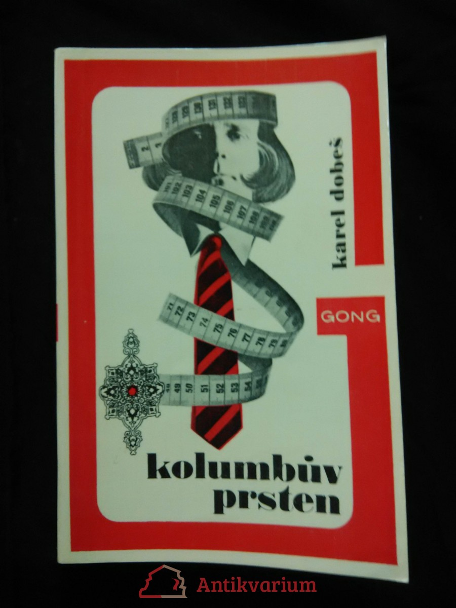 antikvární kniha Kolumbův prsten, 1986