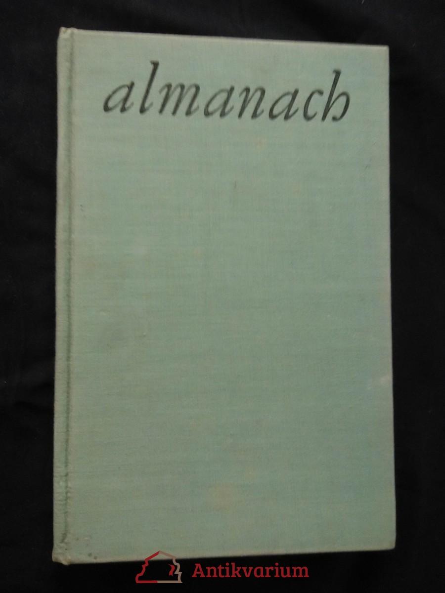 Znamení krajiny - Almanach literárního klubu v Brně (Ocpl, 88 s.)