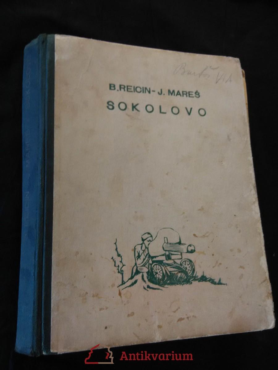 Sokolovo (Oppl., 272 s.)