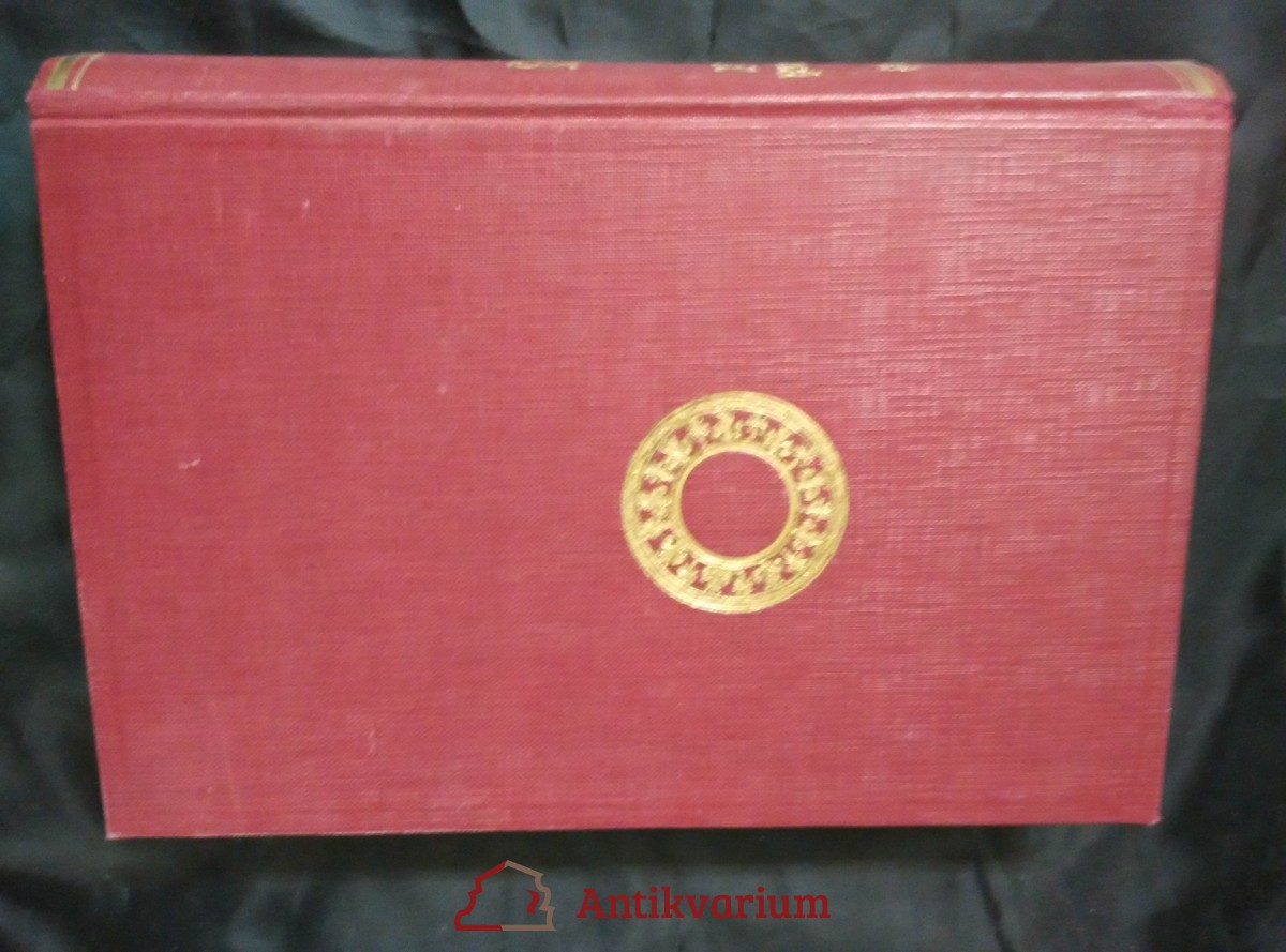 Červená pečeť (Ocpl, 512 s.)
