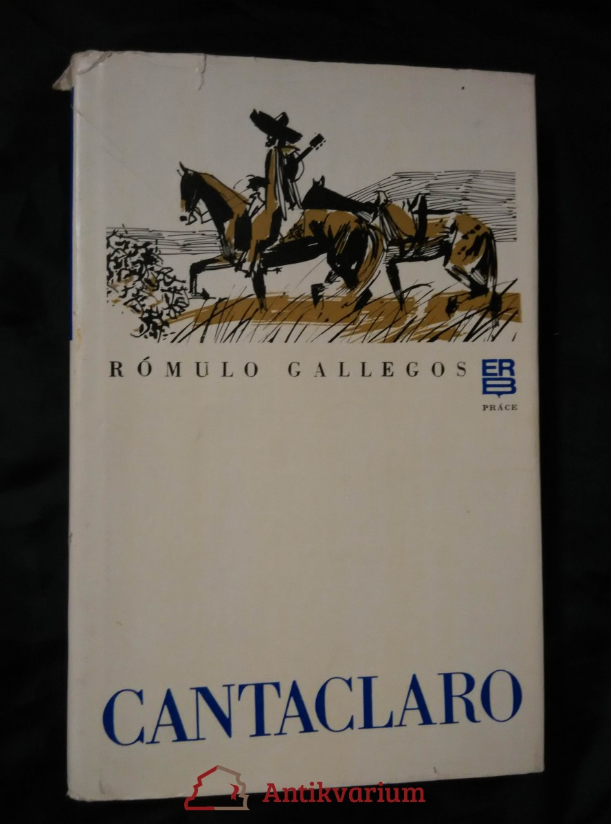 Cantaclaro (Ocpl, 272 s.)
