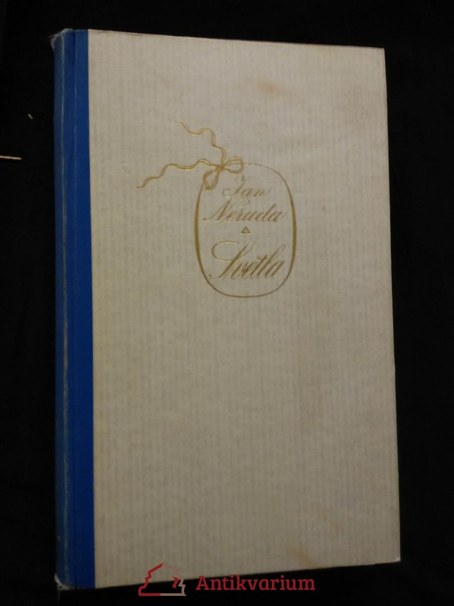 Světla - výbor ze studií a kritik (Oppl, 328 s., il. J. Vodrážka)