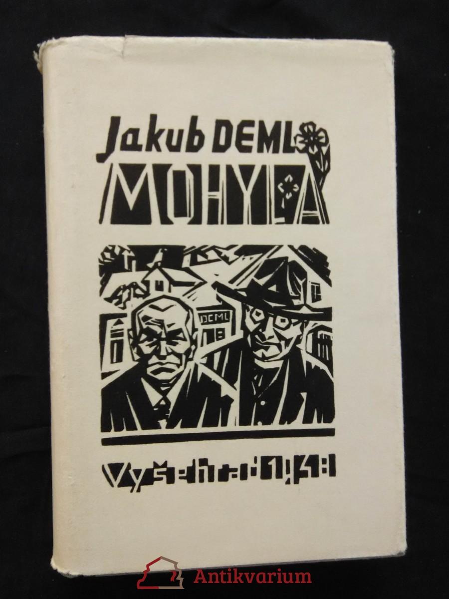 Mohyla (Oppl, 352 s., 10 vyobr.)