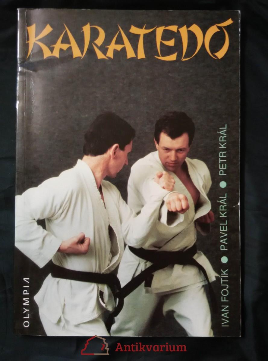 Karatedó (A4, Obr, 136 s.)