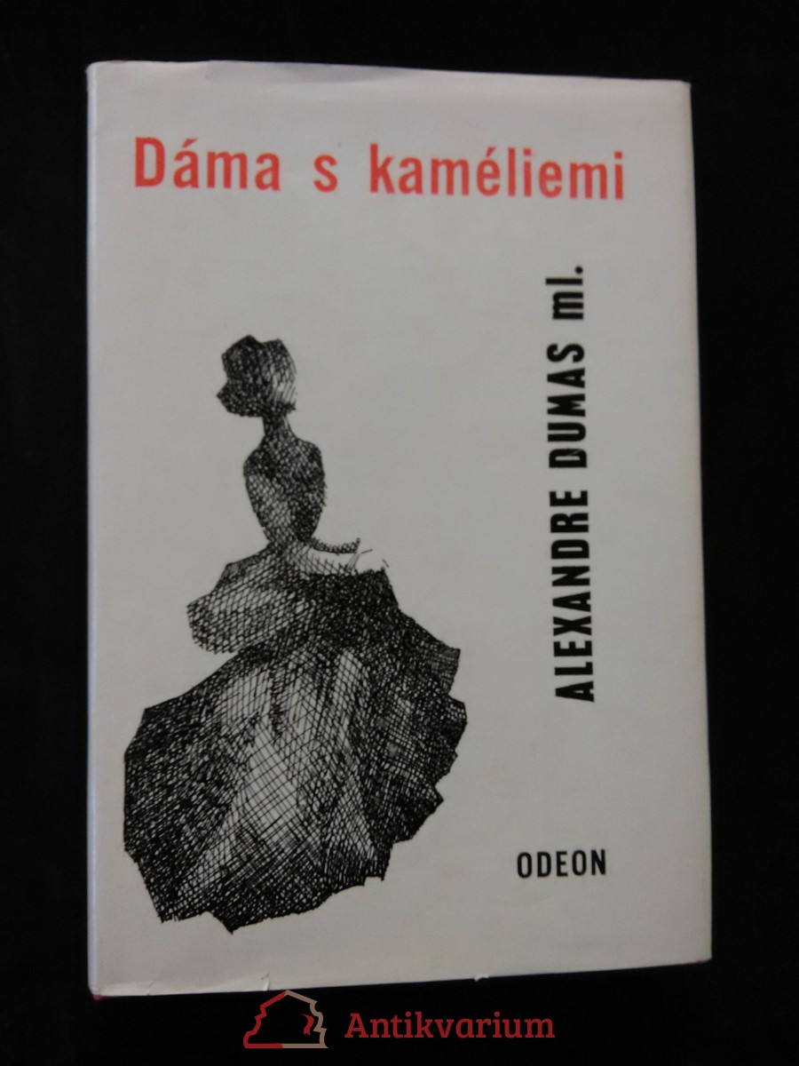 Dáma s kaméliemi (Ocpl, 156 s., ob. A. Ballardini)