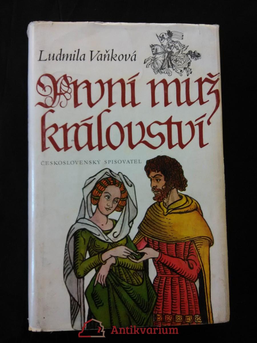 První muž království (Ocpl, 400 s.)