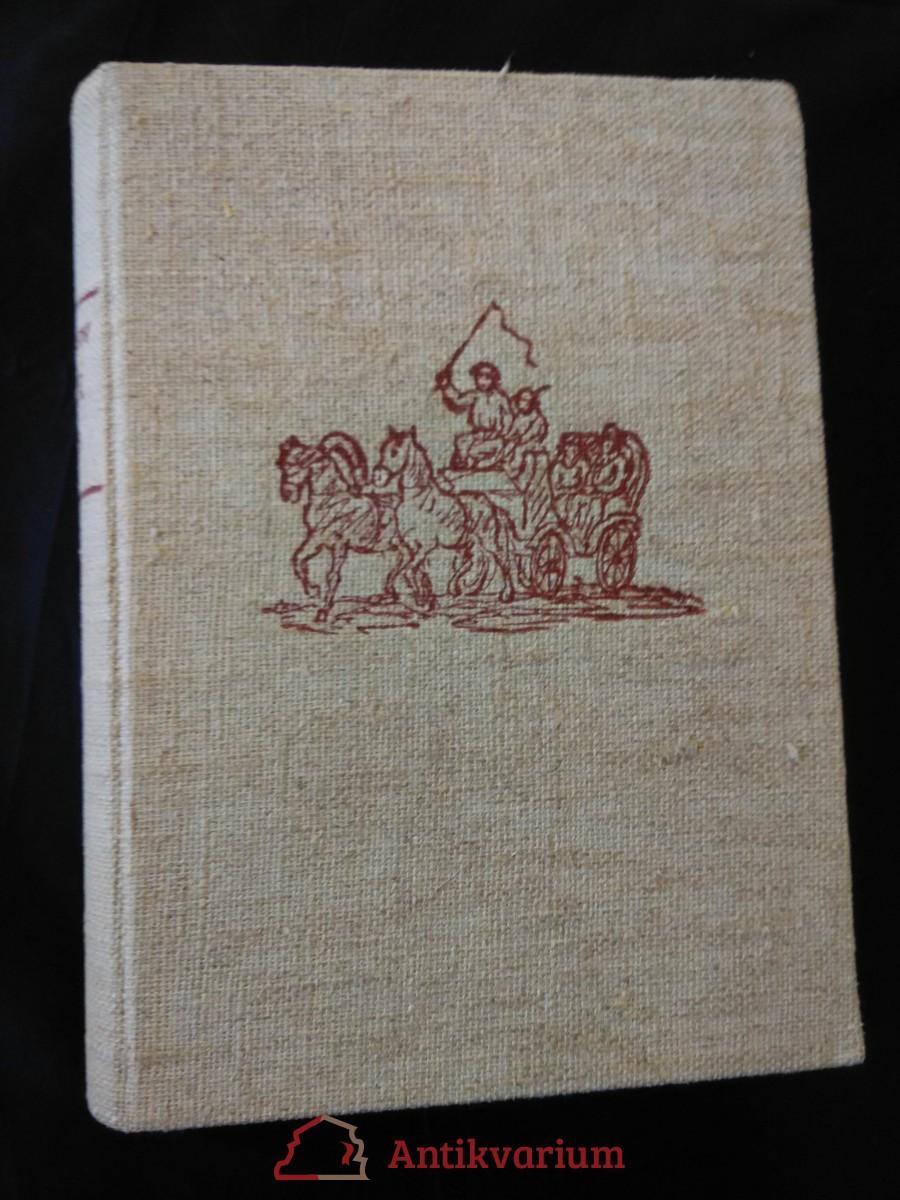 Celá Rus - Výbor z povídek (A4, Ocpl, 464 s., ob a 106 il. V. Rada)