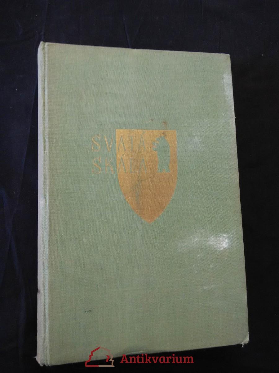 Svatá skála (Ocpl, 387 s., přel. J. Vrtišová, P. Eisner, typo R. Rubík)