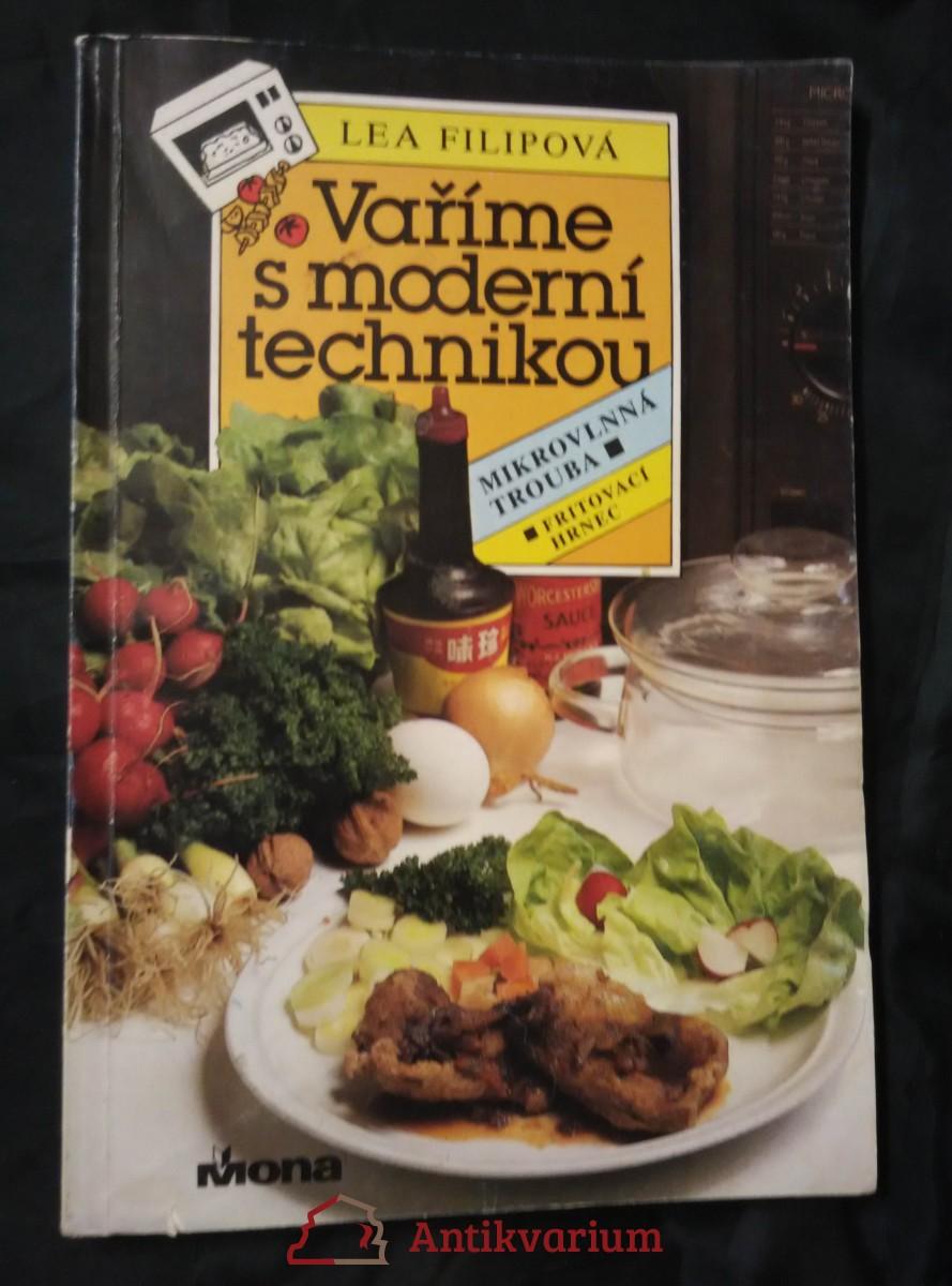 Vaříme s moderní technikou Obr., 96 s., foto)