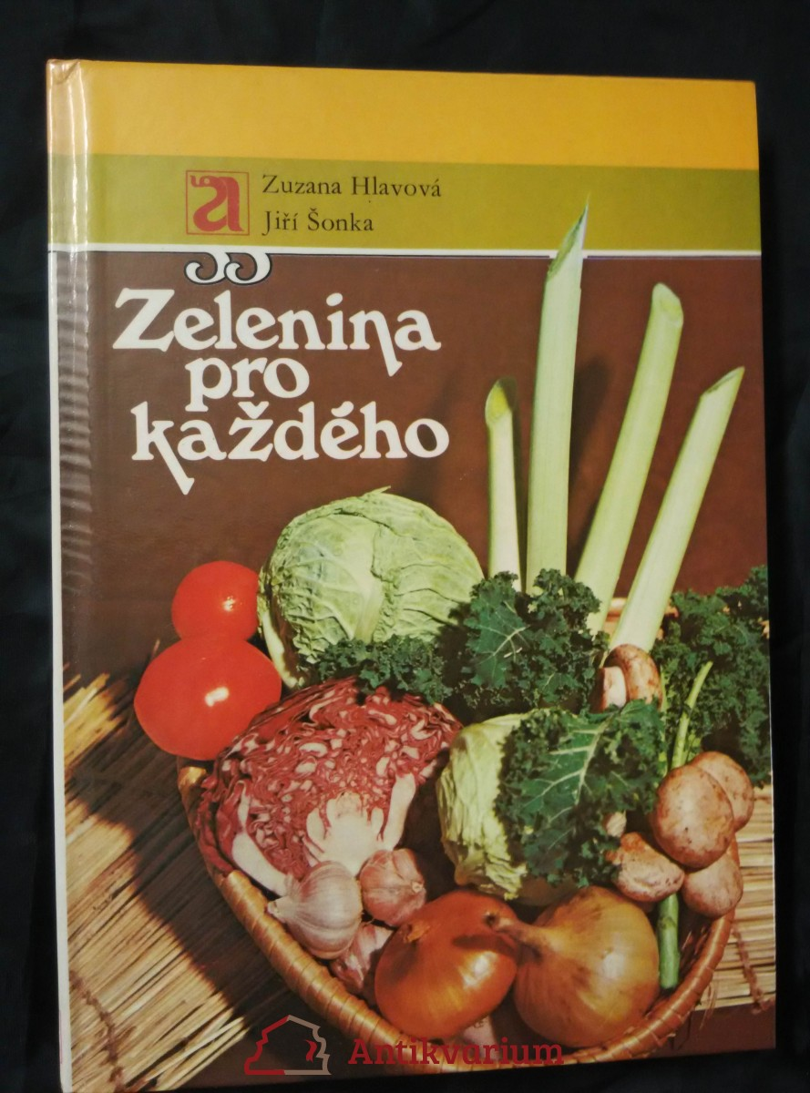 Zelenina pro každého (lam, 208 s., foto)