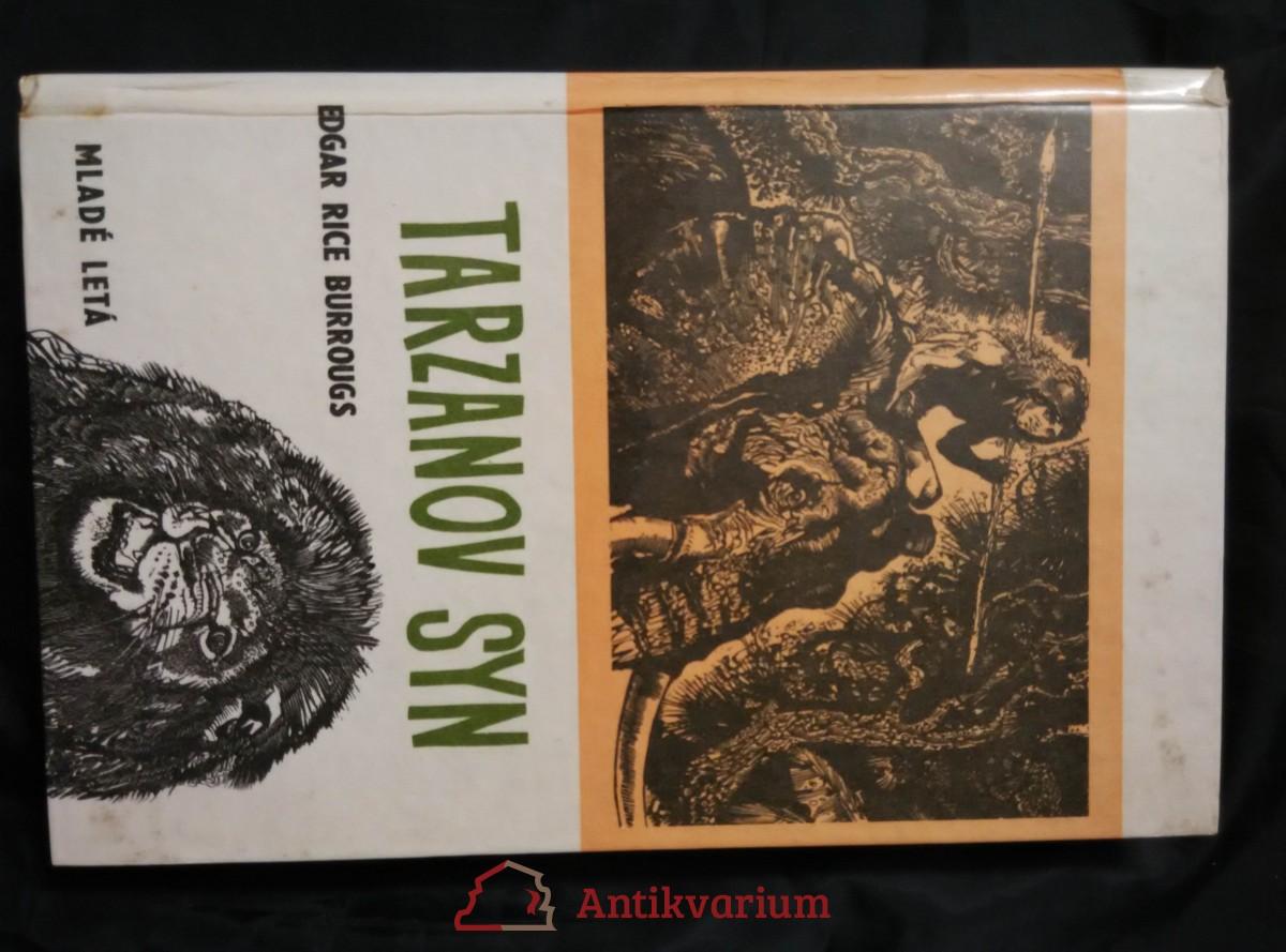 Tarzanov syn (lam, 256 s.)