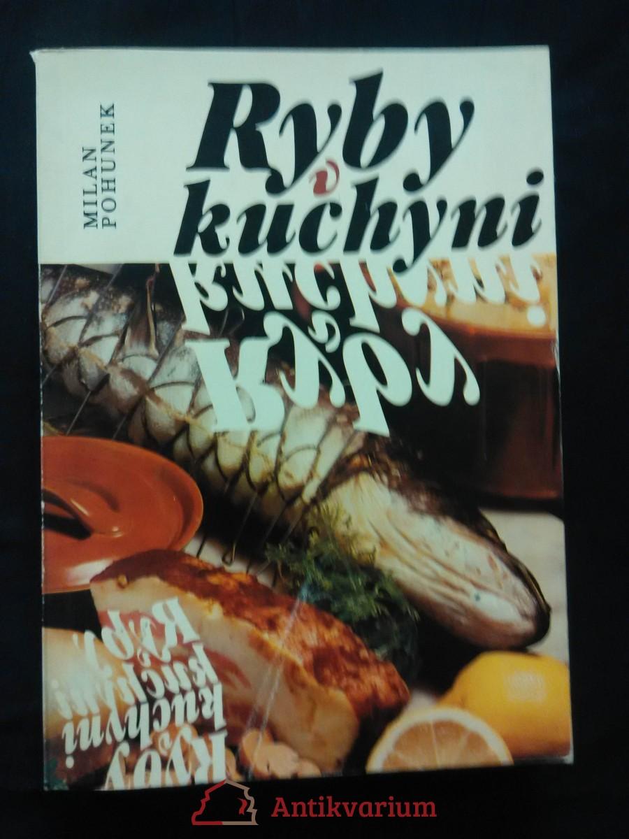 Ryby v kuchyni (Obr, 272 s., foto)