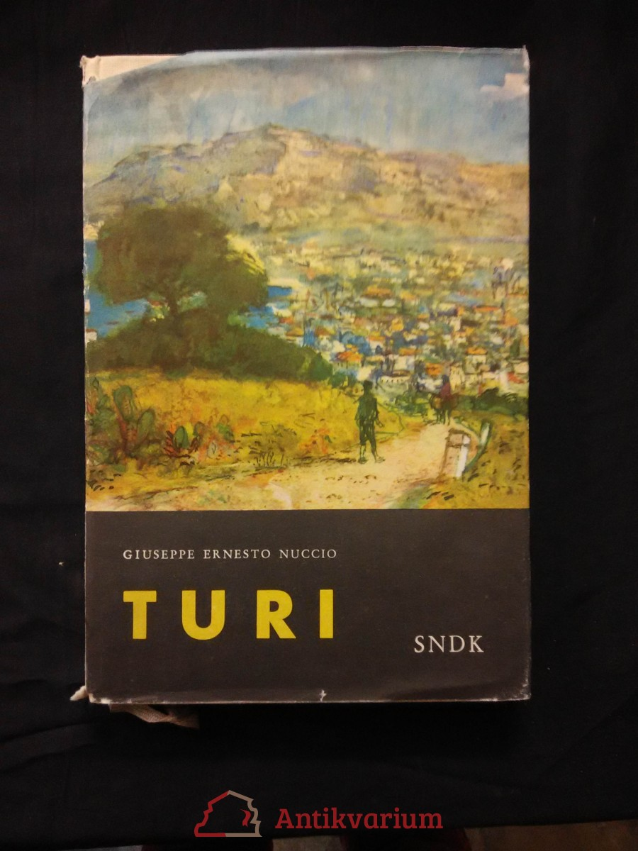 Turi (A4, Ocpl, 104 s, ob a il.  J. Novák)