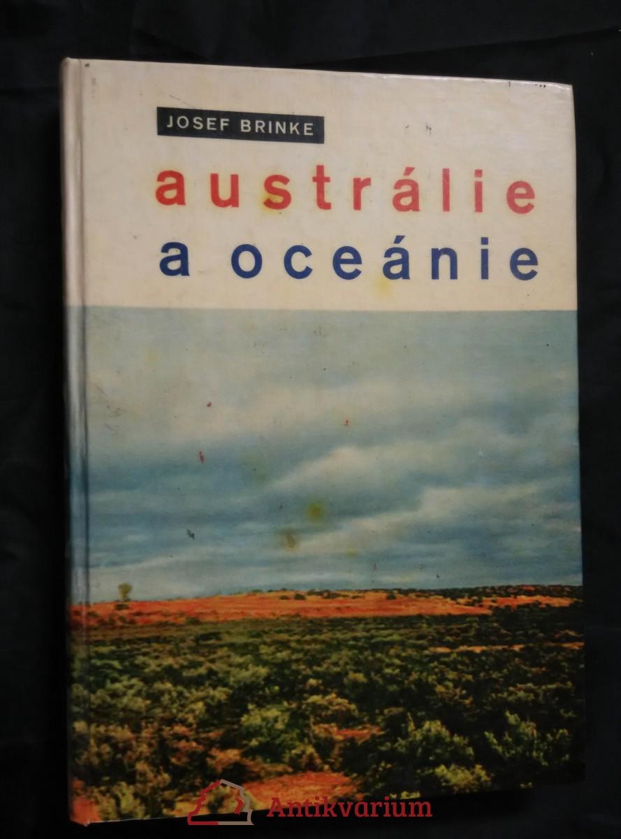 Austrálie a Oceánie (lam, 310 s.)