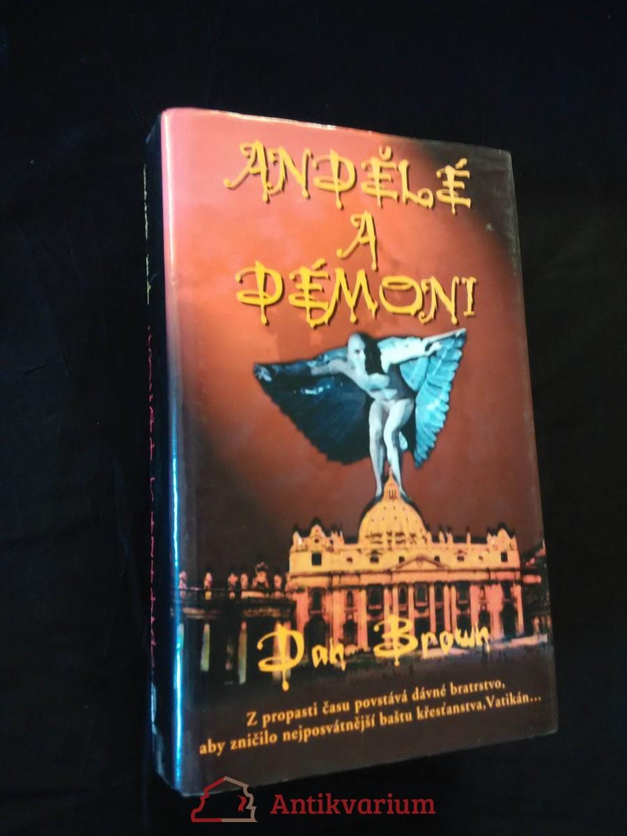 Andělé a démoni (pv, 584 s.)
