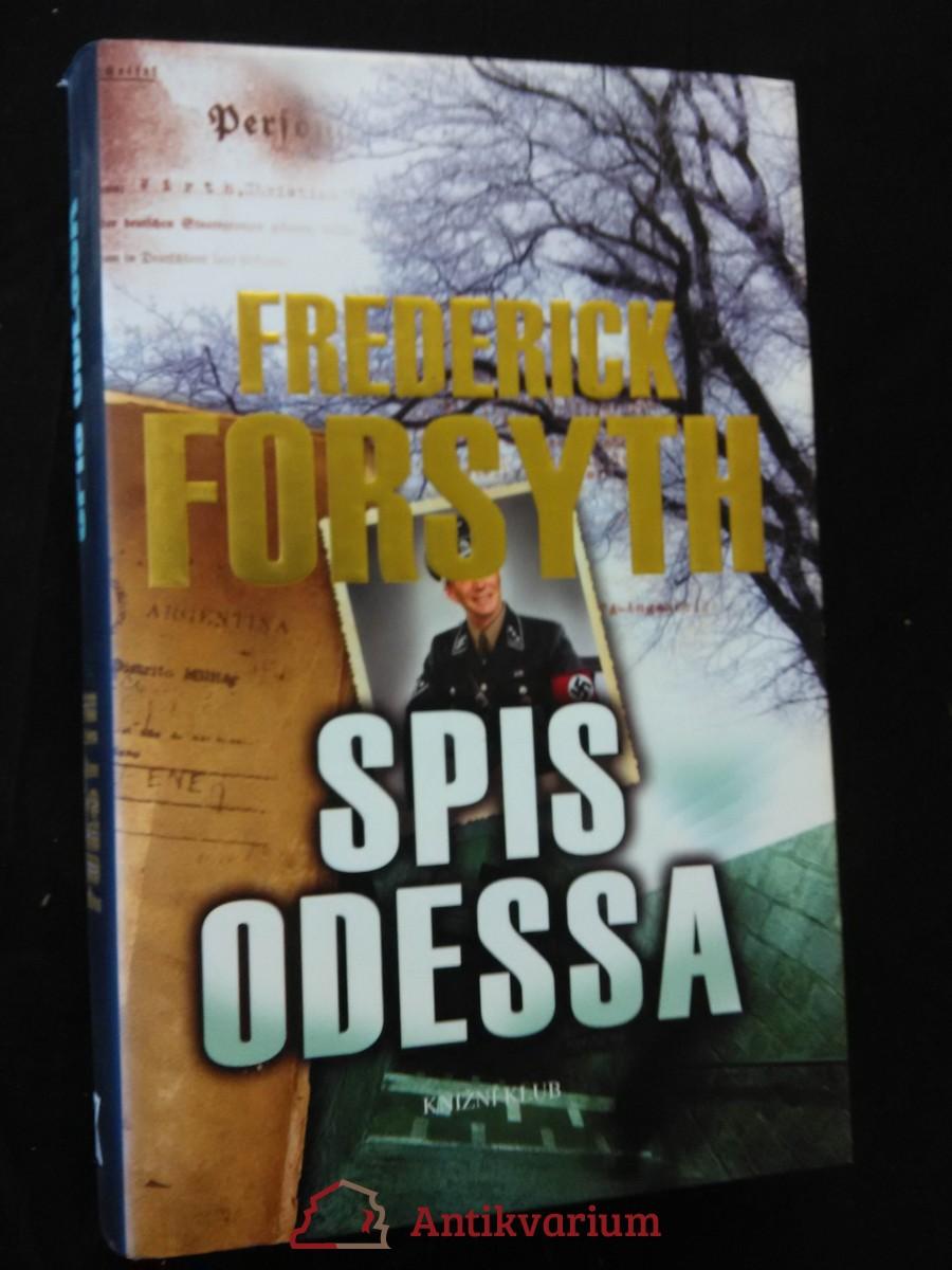 Spis Odessa (Obr., 320 s.)