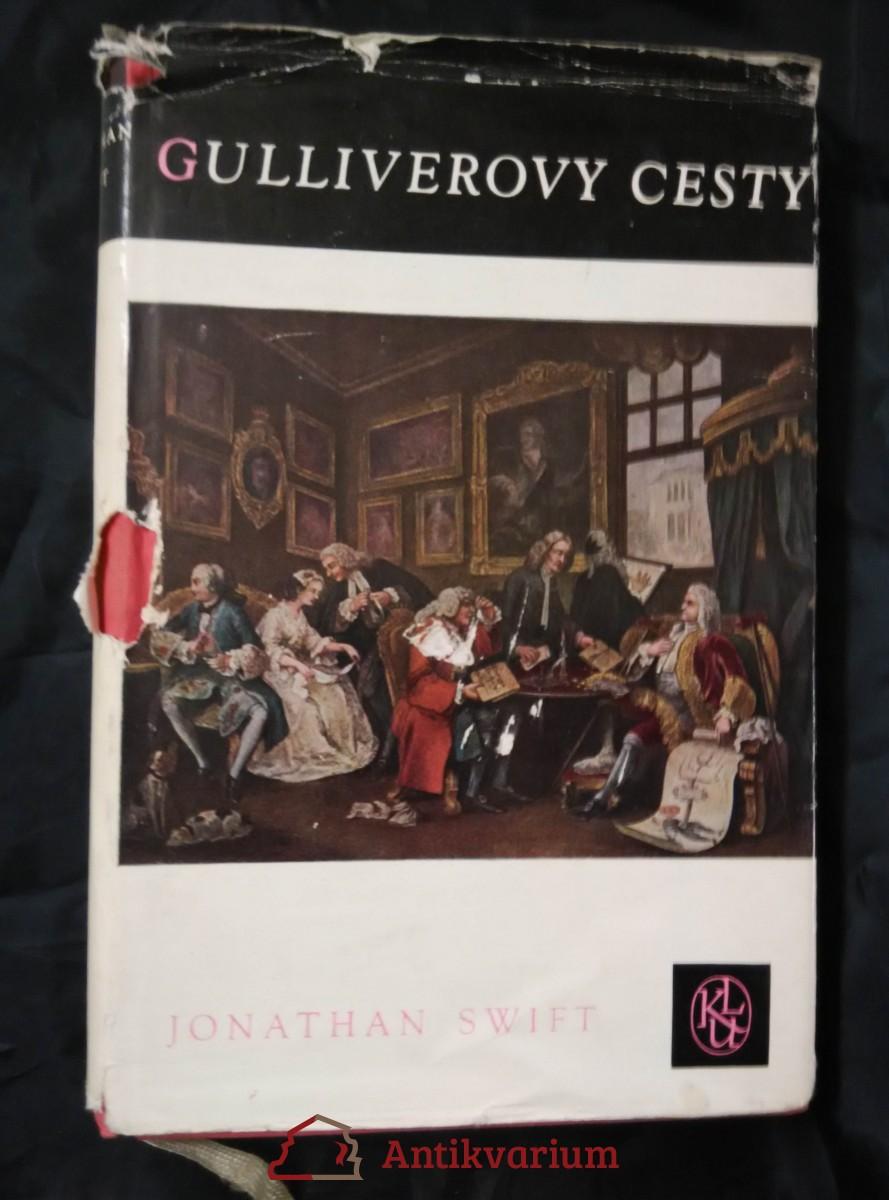 Gulliverovy cesty (208 s., ob, vaz a typo M. Hegar)