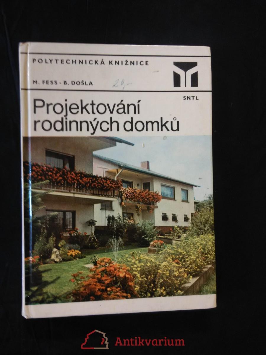 Projektování rodinných domků (lam, 168 s.)