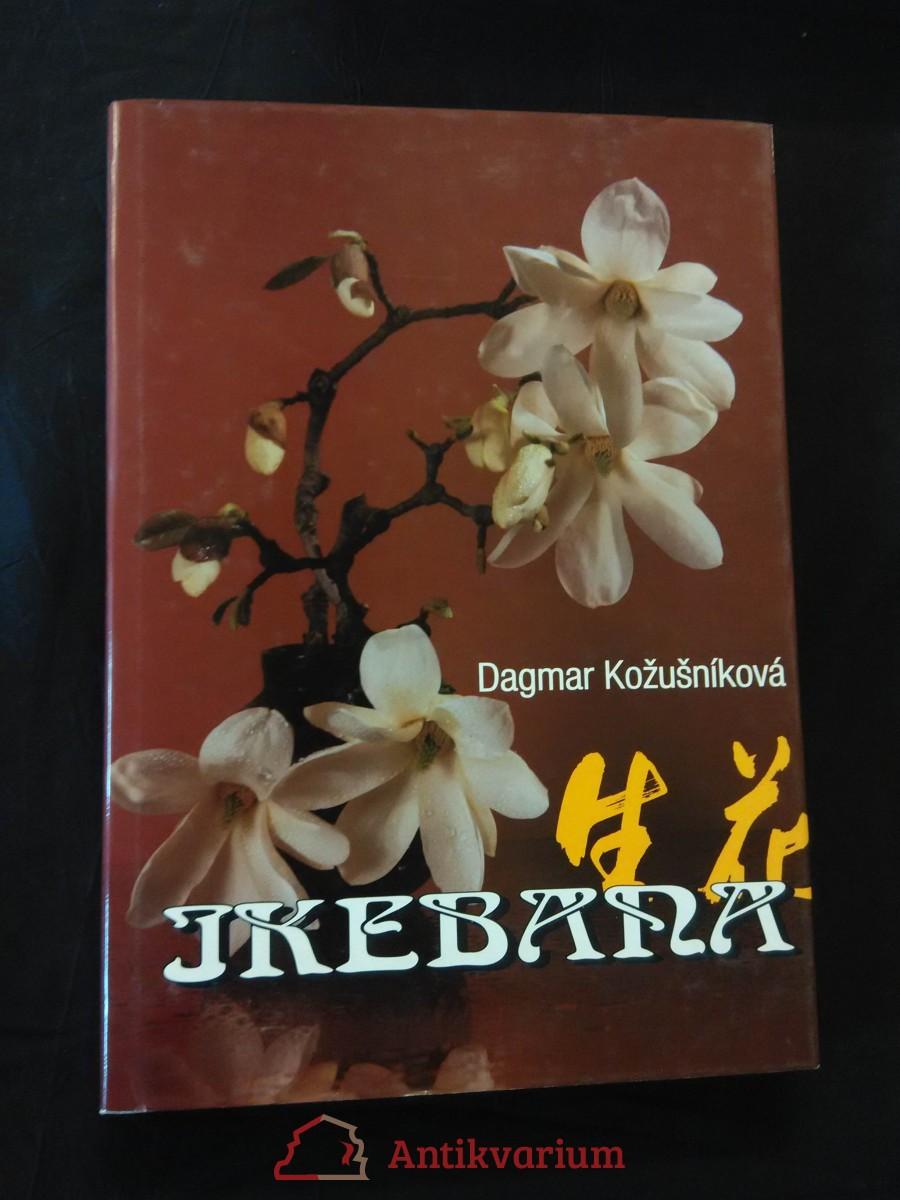 Ikebana (A4, Ocpl, 120 s., il a bar. foto)