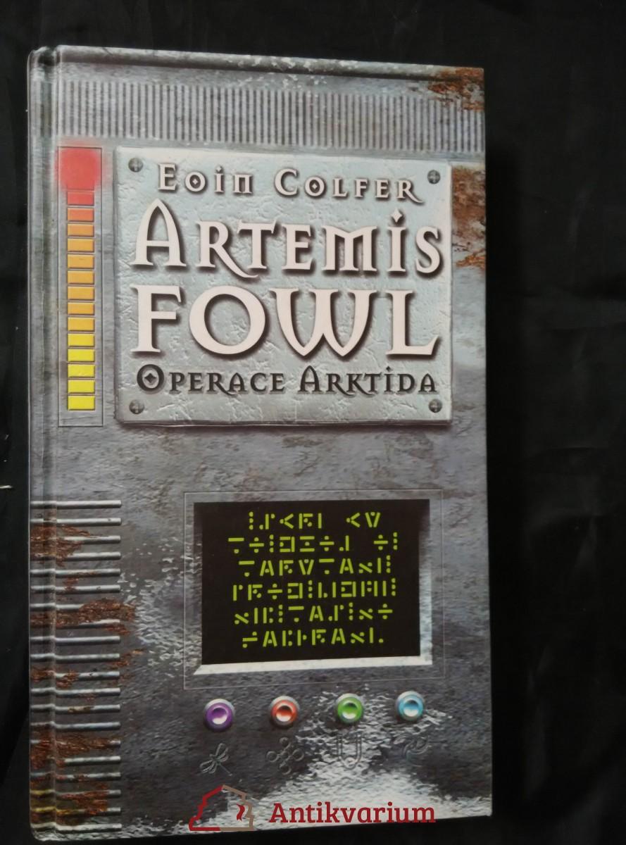Artemis Fowl - Operace Arktida (Pev., 240 s.)