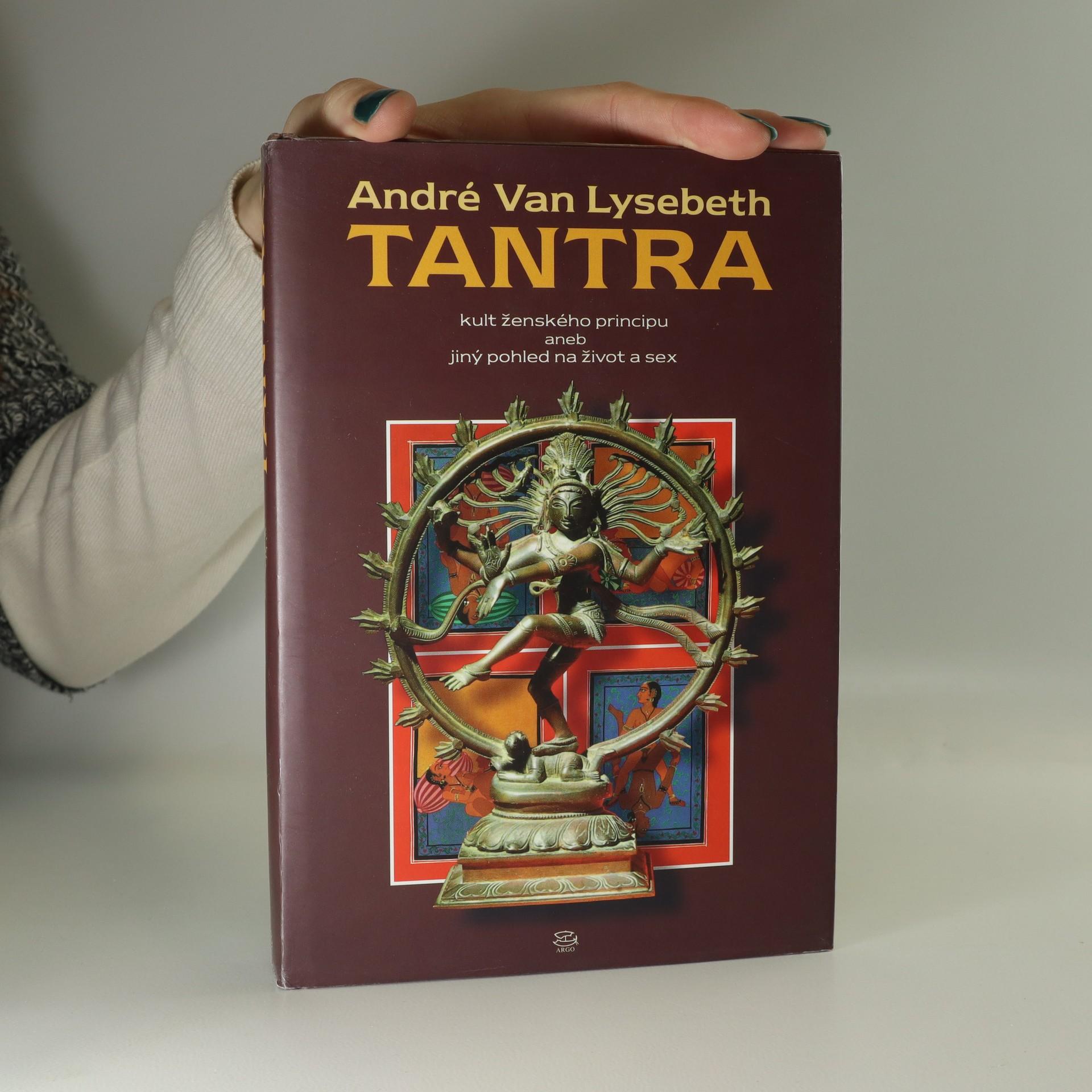 antikvární kniha Tantra. Kult ženského principu aneb jiný pohled na život a sex, 1995