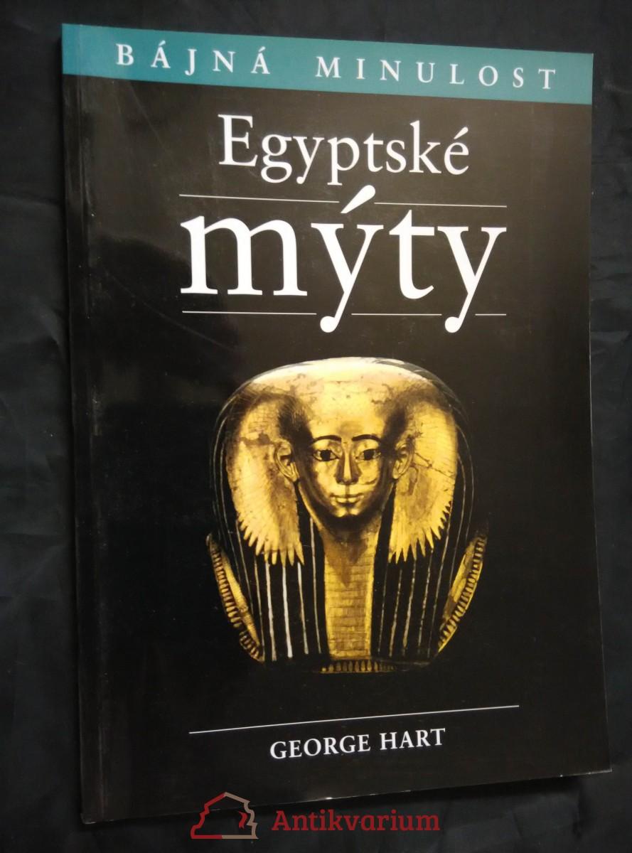 Egyptské mýty (Obr., 85 s.)