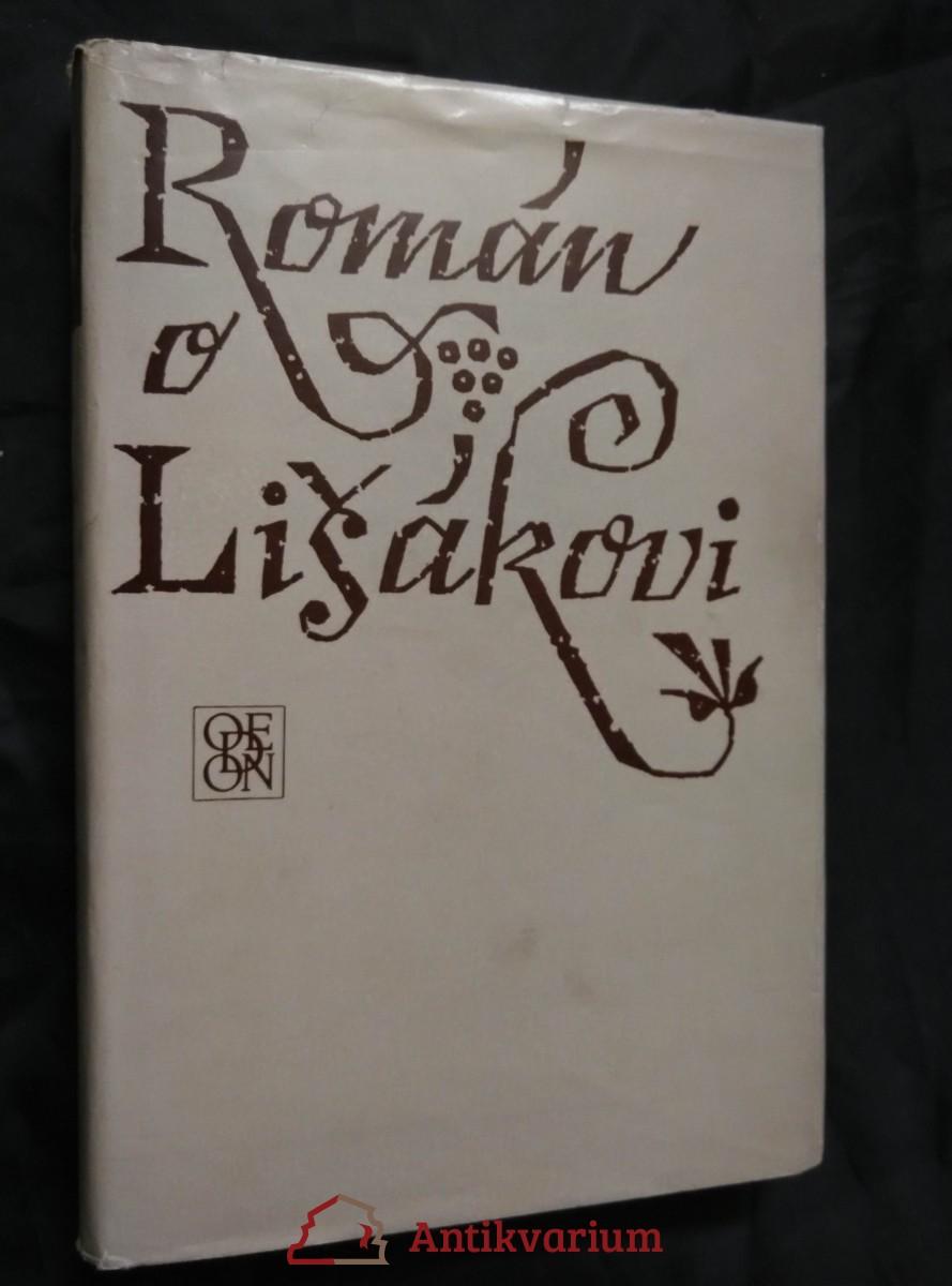Román o lišákovi (Ocpl, 272 s.)